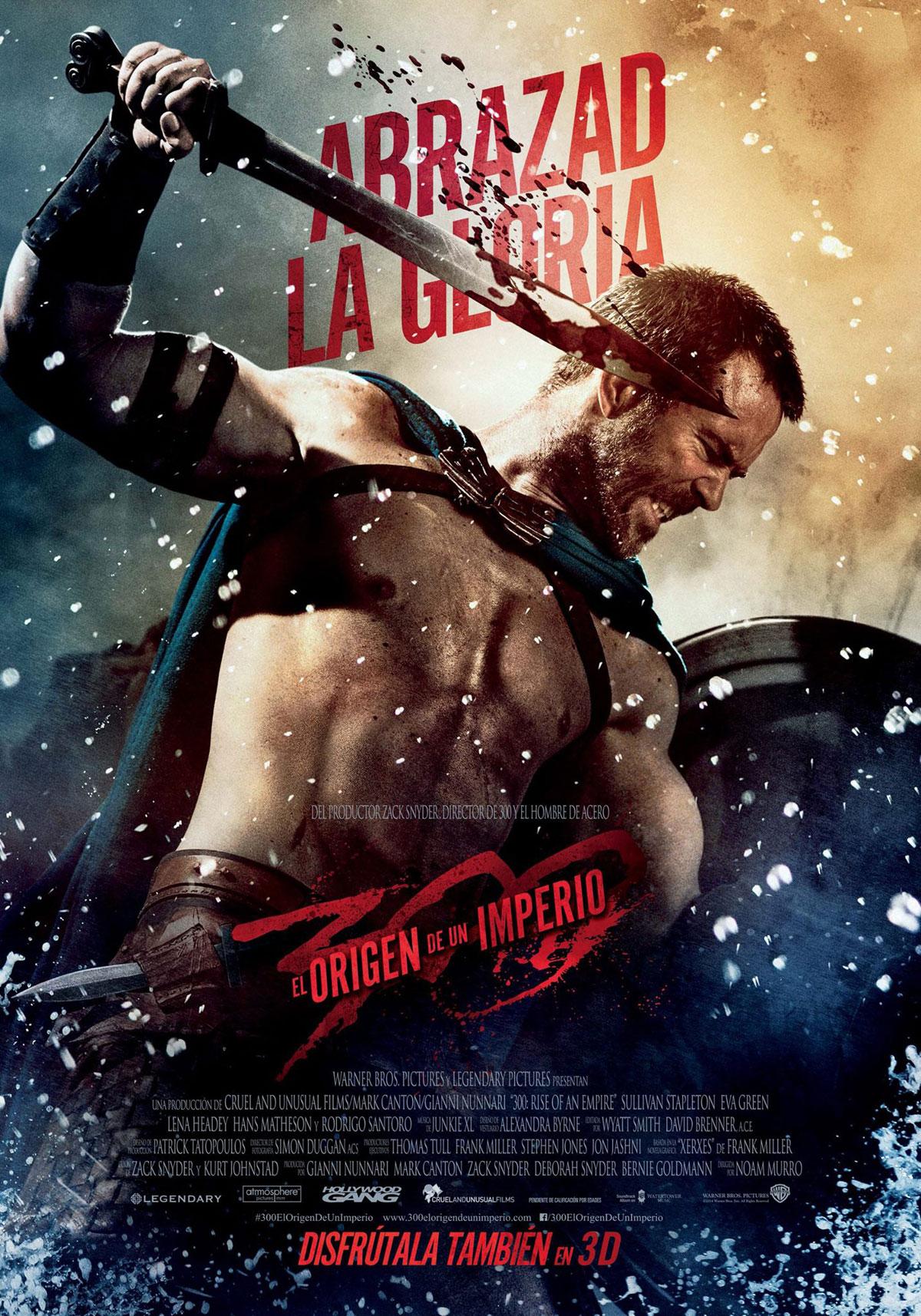 300 El Origen De Un Imperio Película 2014 Sensacine Com