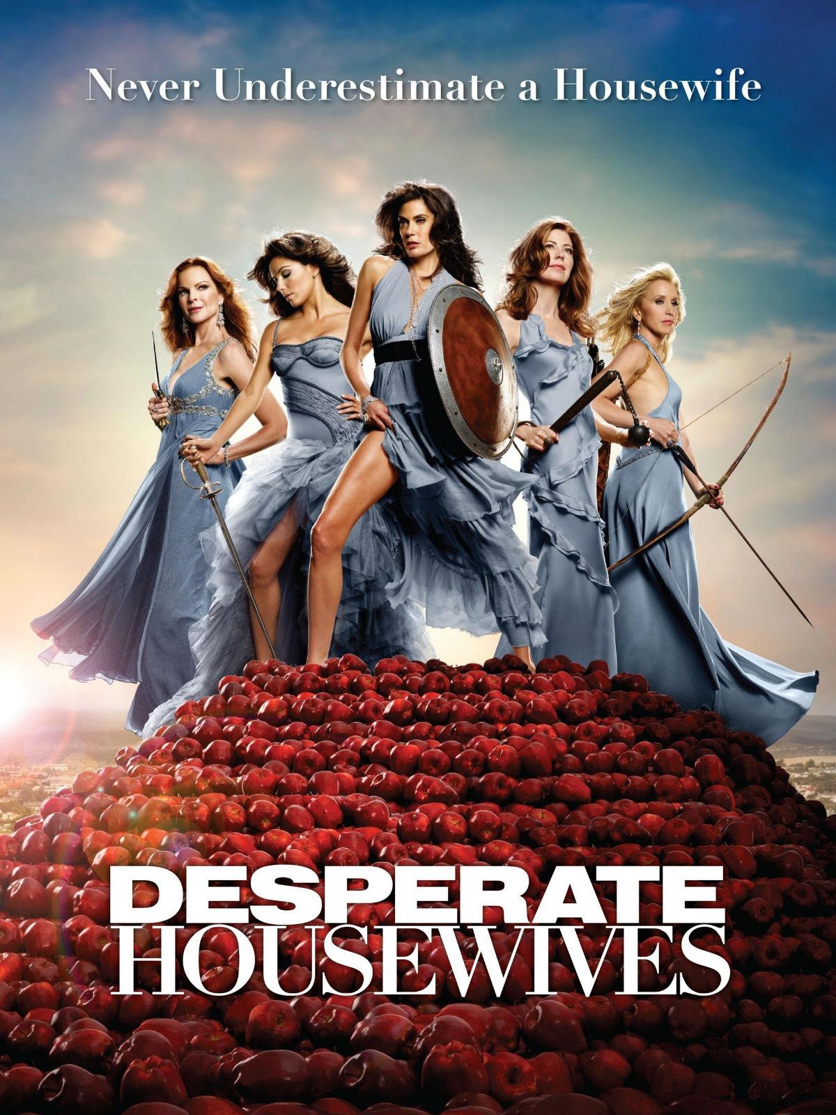 Mujeres Desesperadas Serie 2004 Sensacinecom