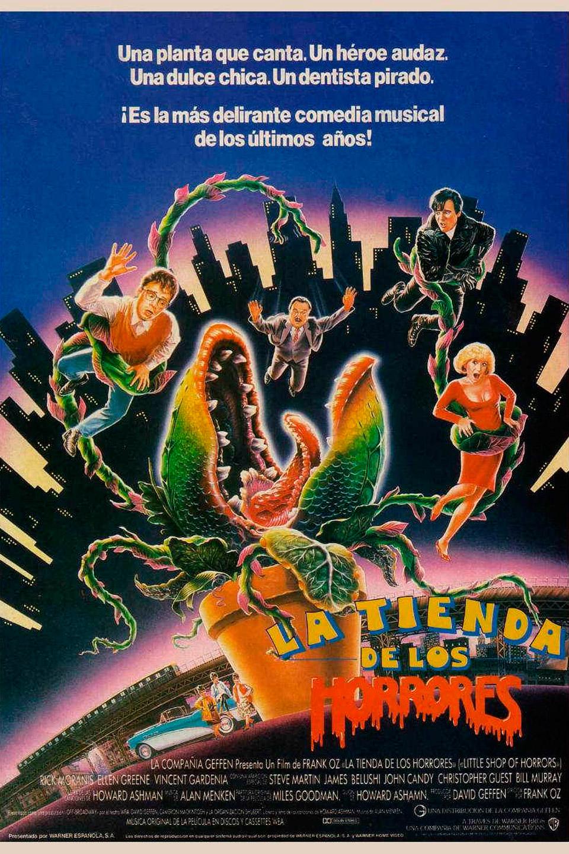 La Tienda De Los Horrores Película 1986 Sensacine Com