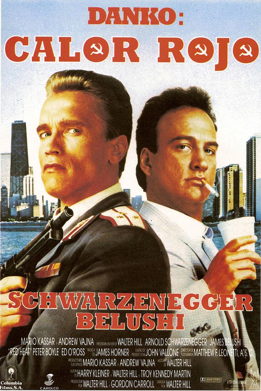 Danko: Calor Rojo: Fotos y carteles - SensaCine.com Arnold Schwarzenegger Movies