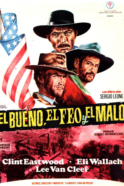 El bueno, el feo y el malo - Película 1966 - SensaCine.com