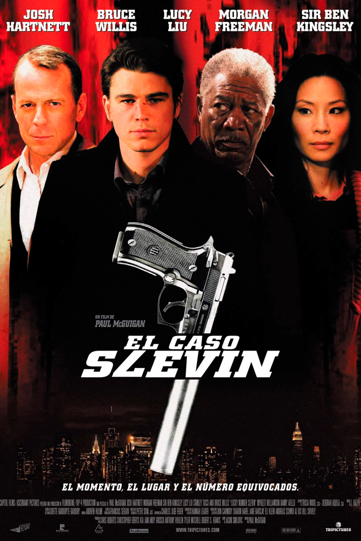 Resultado de imagen de el caso slevin