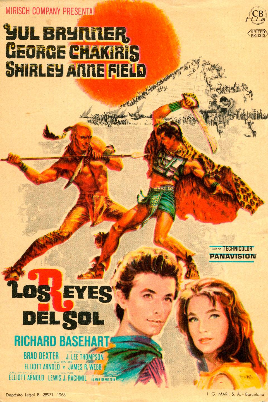 Los Reyes Del Sol Película 1963 Sensacine Com
