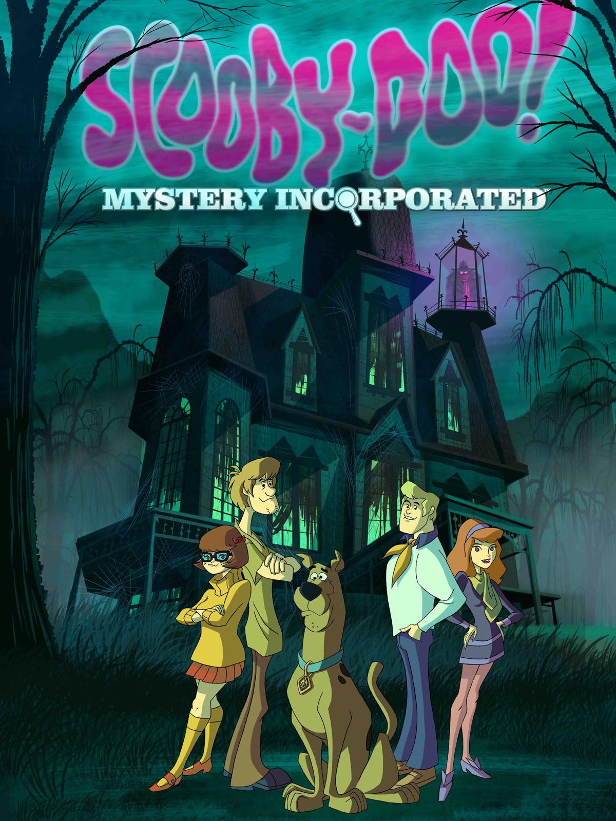 Scooby-Doo! Misterios S.A - Serie 2010 - SensaCine.com