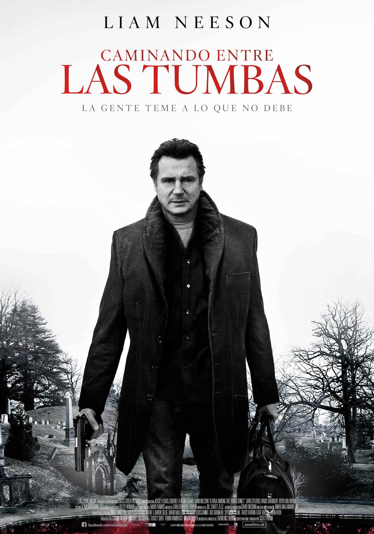 Caminando entre las tumbas - Película 2014 - SensaCine.com
