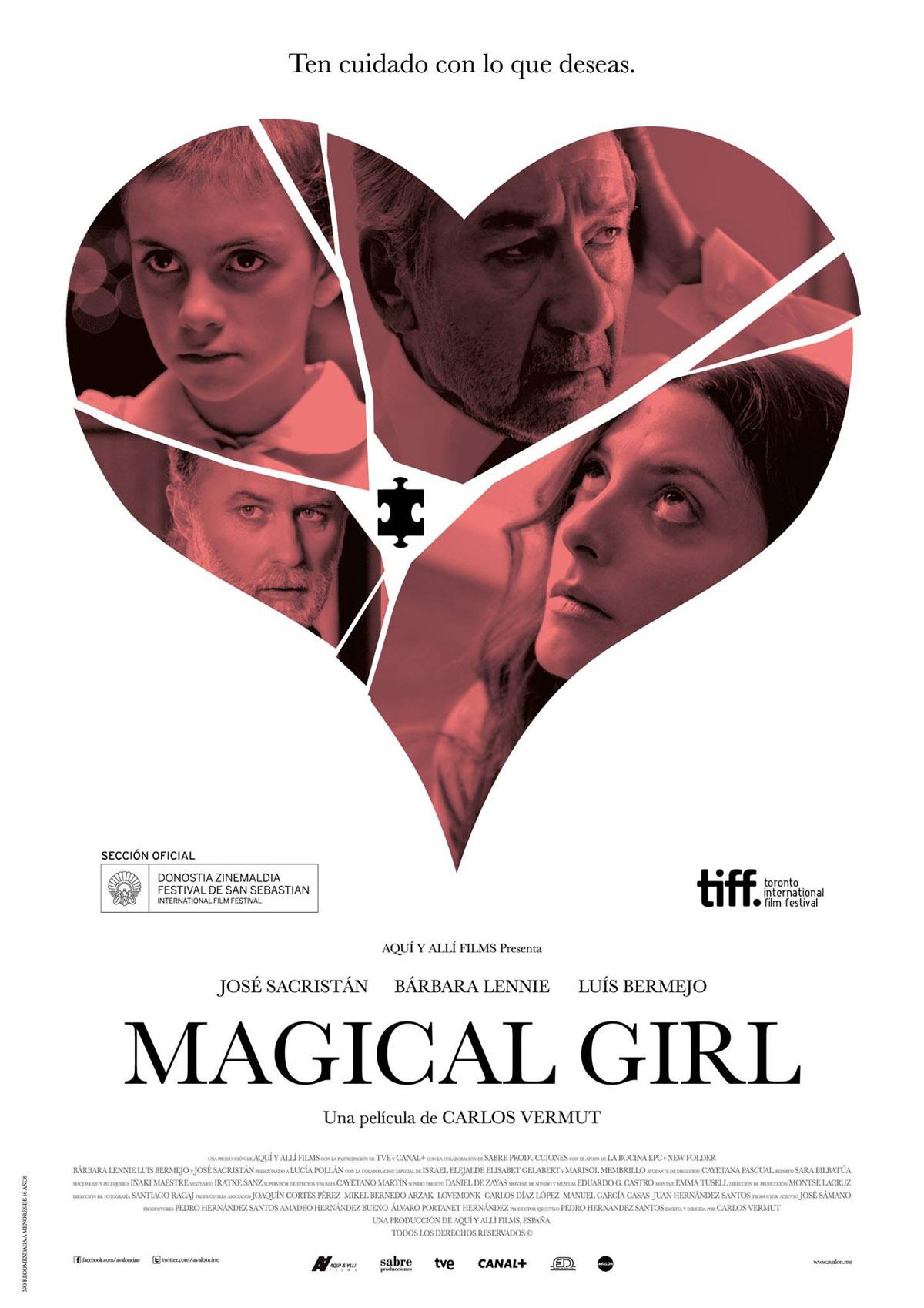 Magical Girl Film