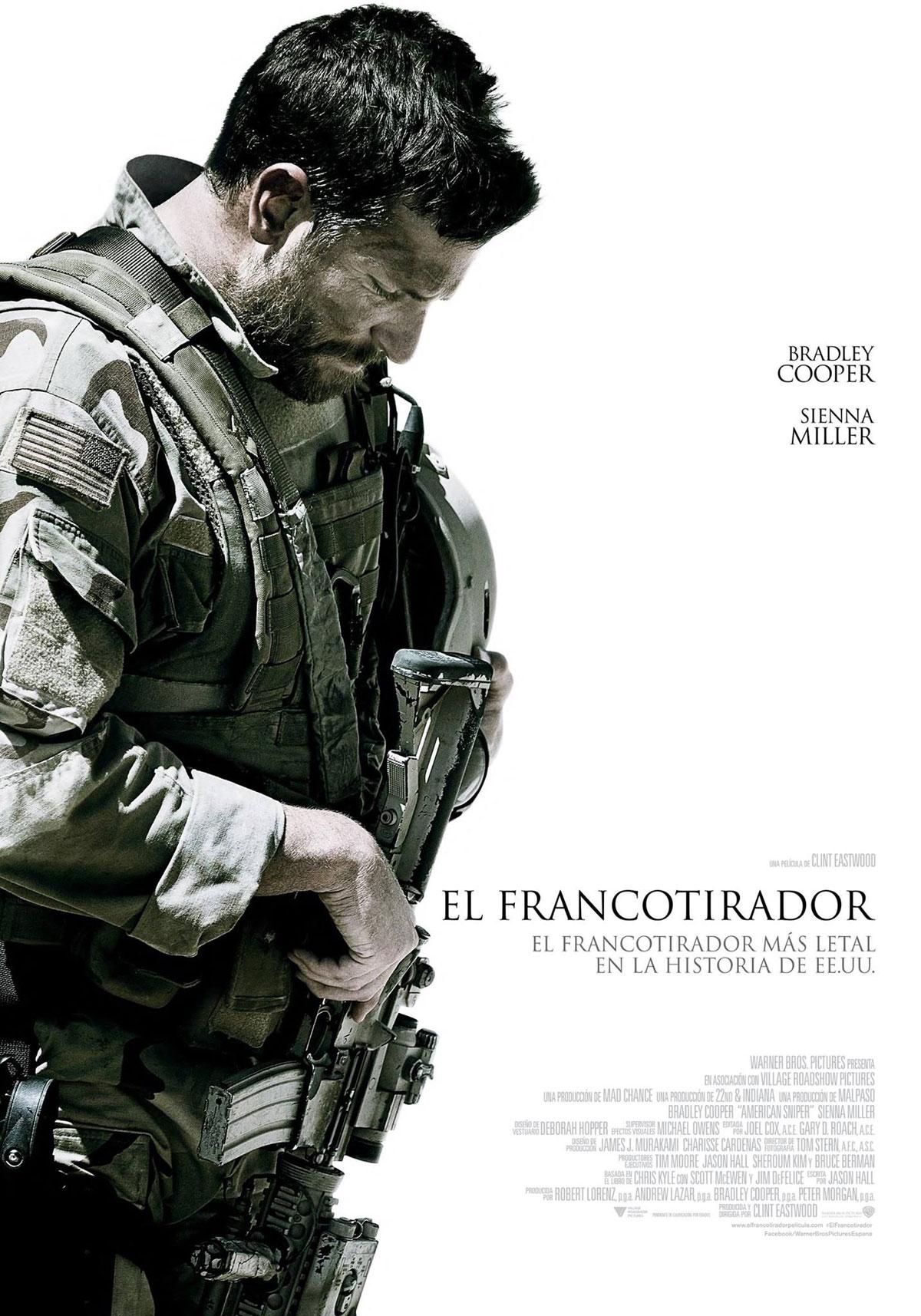 El francotirador trailer latino dating