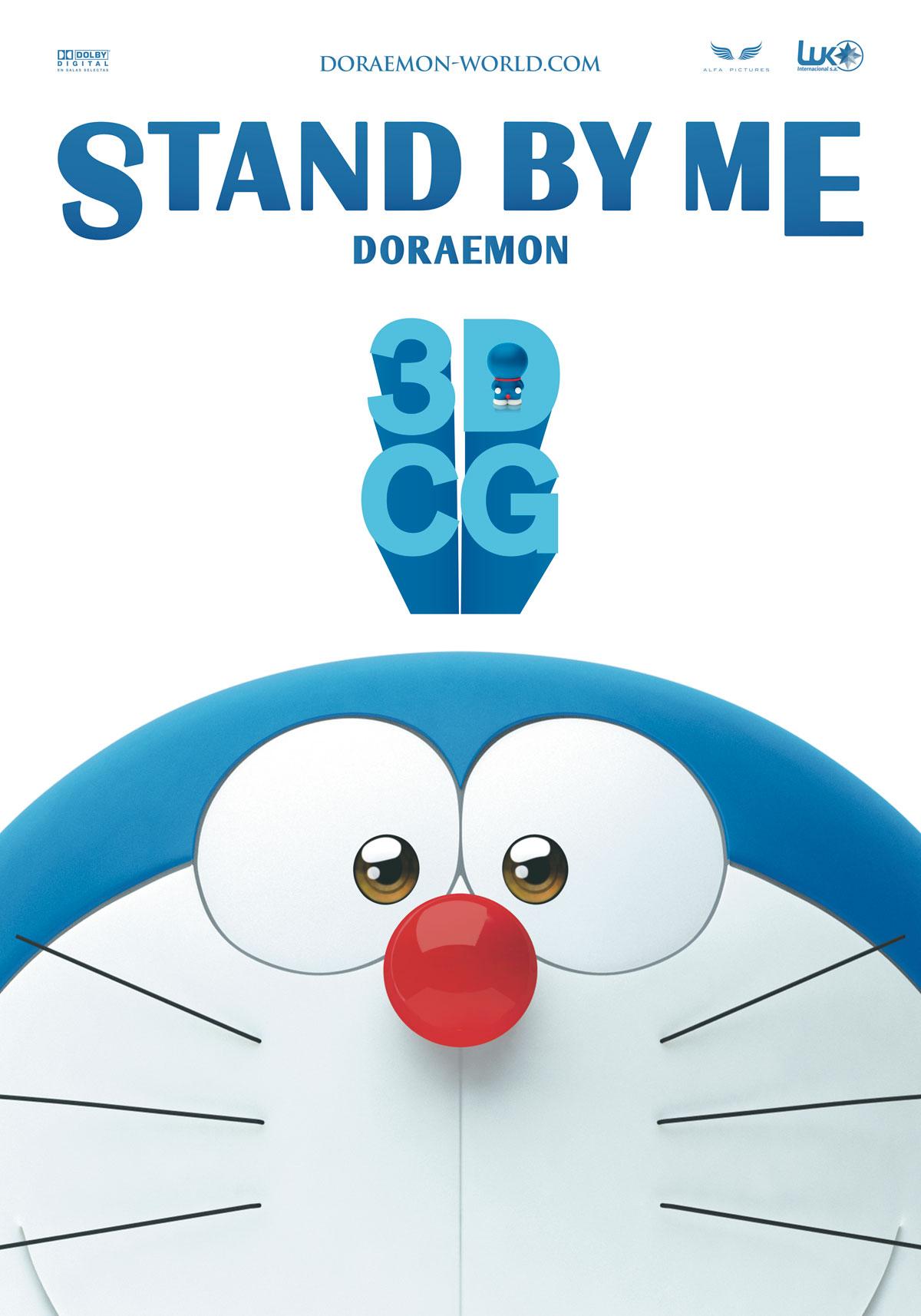 Stand by Me Doraemon - Película 2014 - SensaCine.com