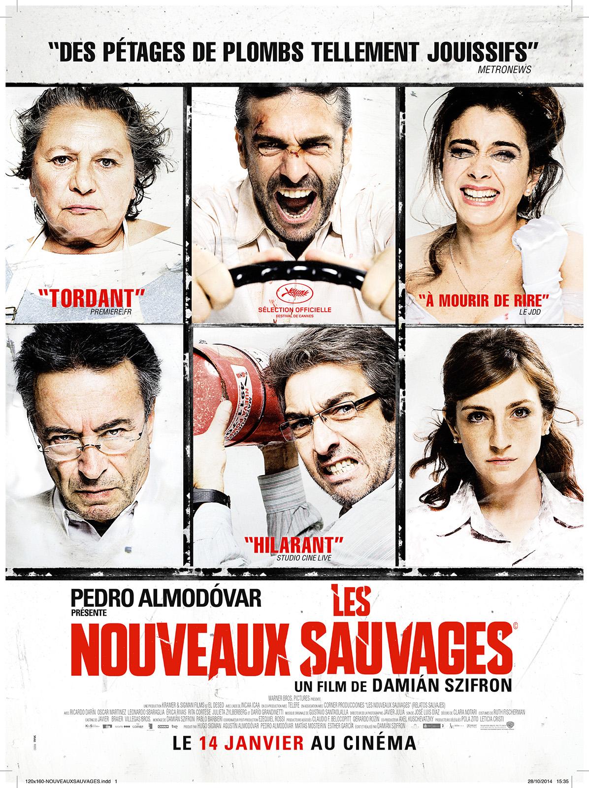 Le nouveaux sauvages Online (2014)