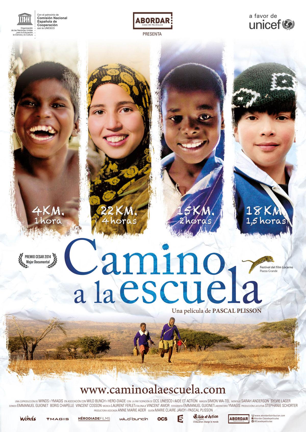 Camino A La Escuela Película 2012 Sensacine Com