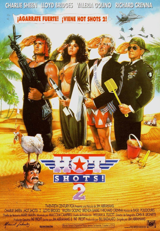 Hot Shots! 2 - Película 1993 - SensaCine.com