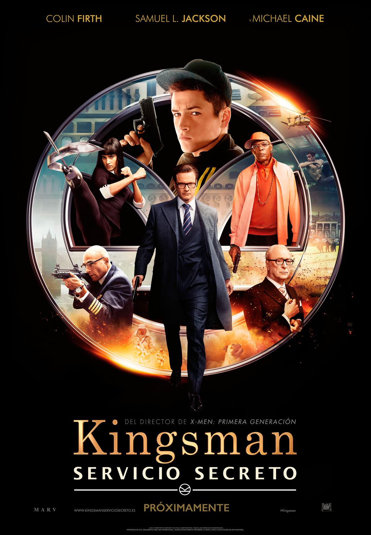 Kingsman Servicio Secreto Pelicula 2015 Sensacine Com