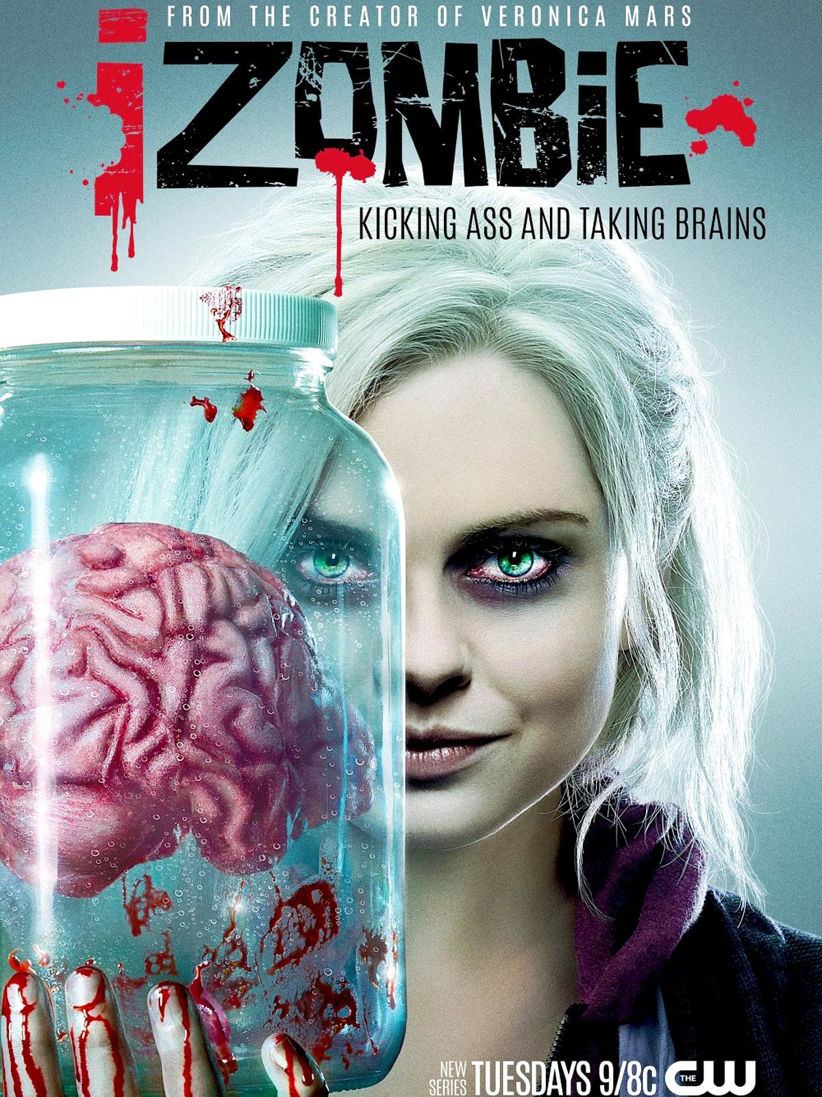 Zombie Serien