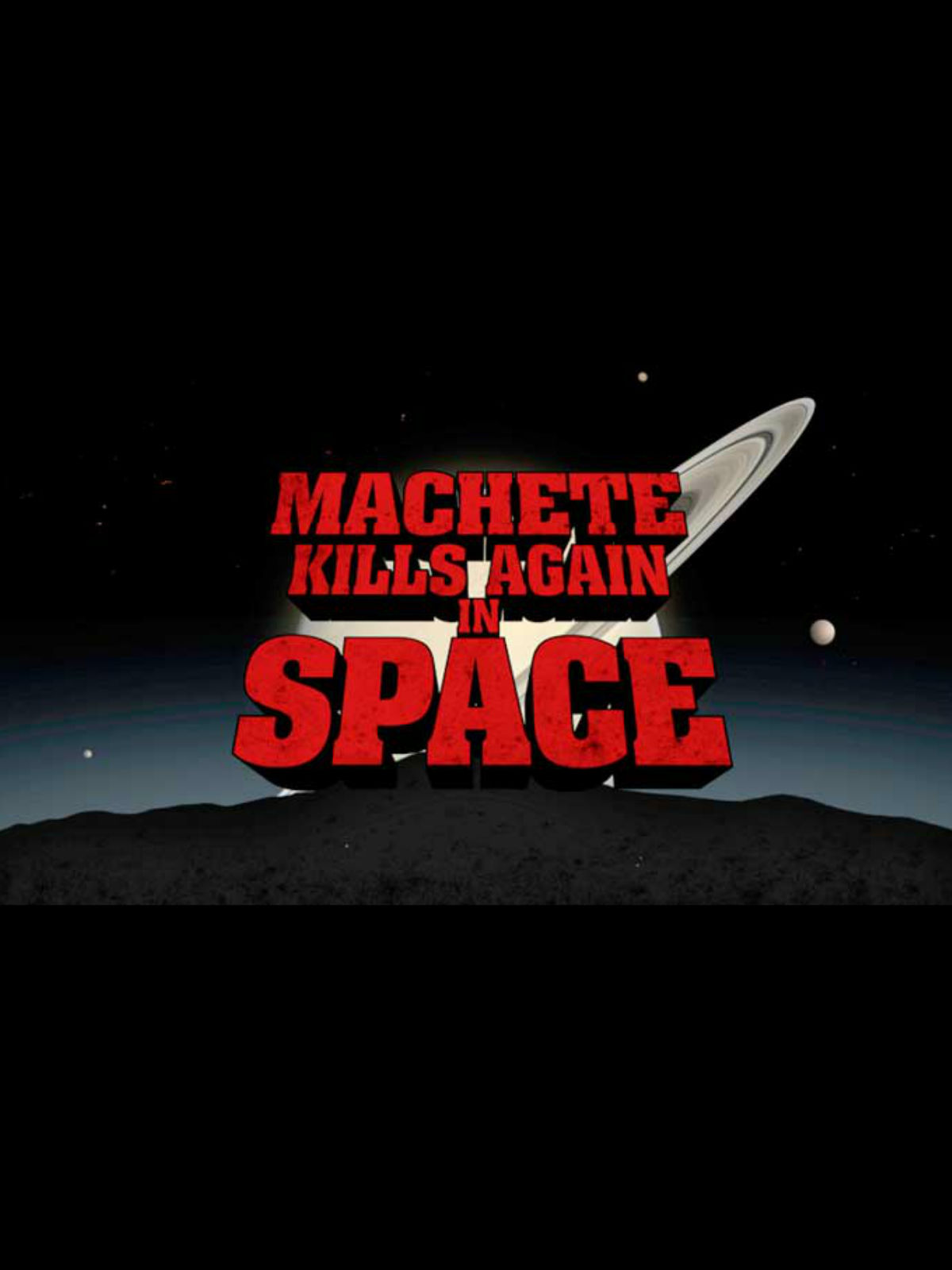 Machete Kills Again In Space