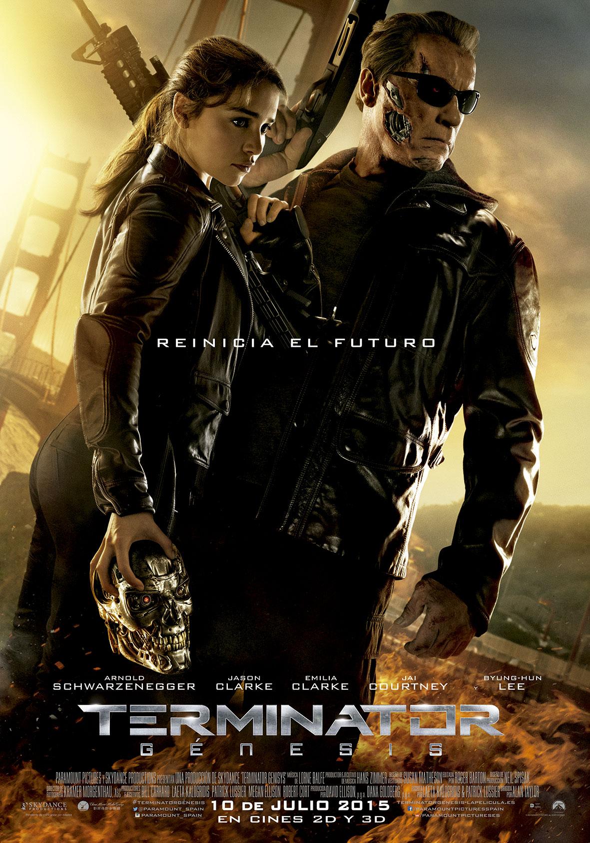 Descargar Terminator: Génesis Latino por MEGA.