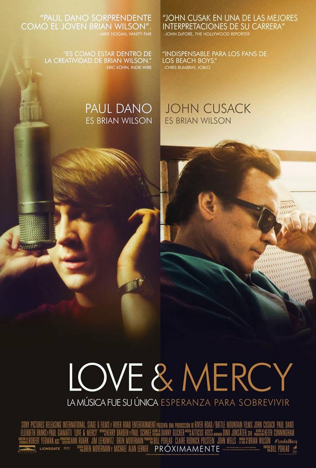 Love & Mercy - Película 2014 - SensaCine.com
