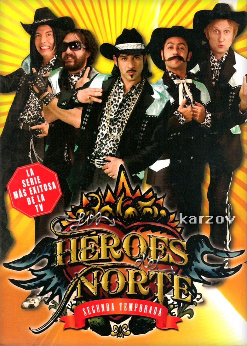 Los Héroes del Norte Temporada 1 - SensaCine.com