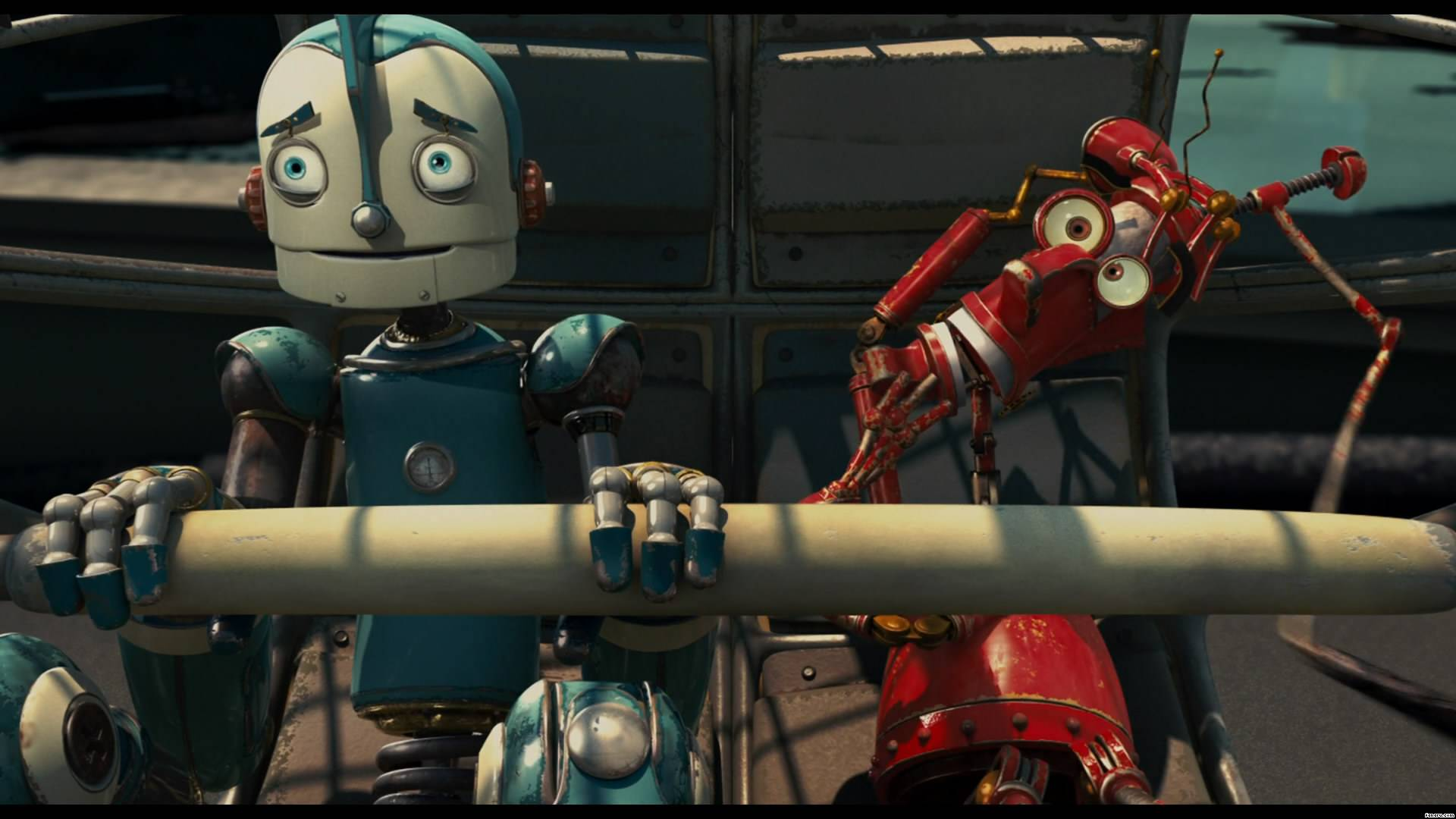 Foto De Robots Foto 21 Sobre 63 Sensacine Com