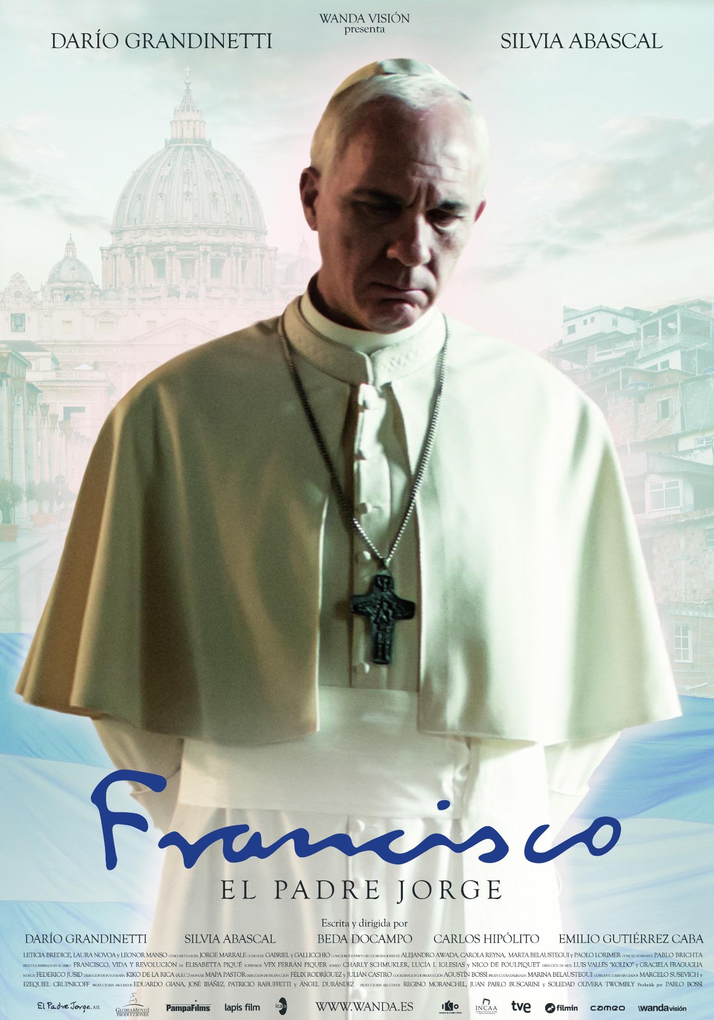 Ver Francisco El Padre Jorge Online (2015) Bergoglio, el Papa Francisco Gratis HD Pelicula Completa