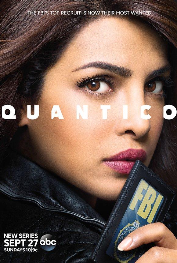 Resultado de imagen de portada de quantico