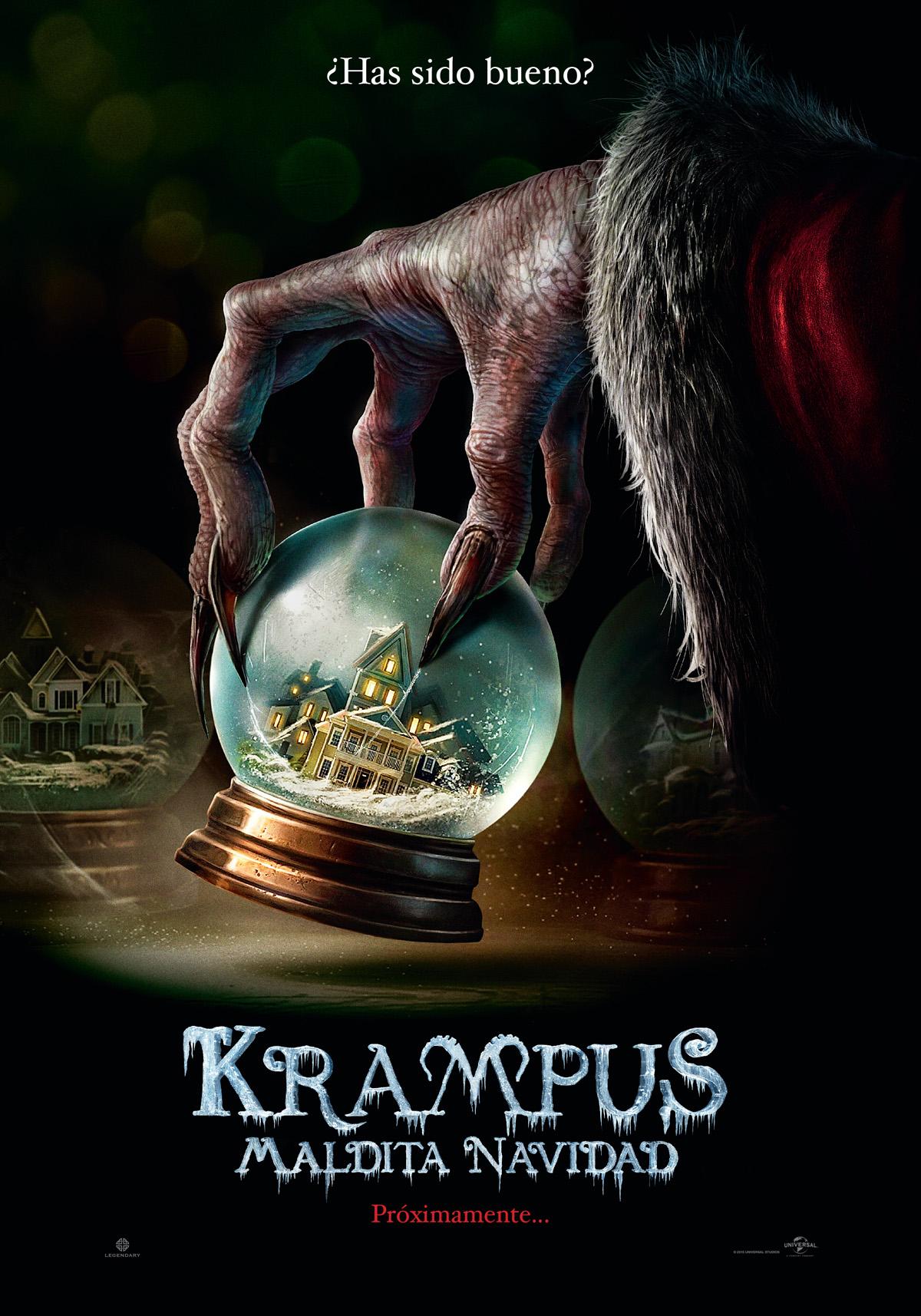 Descargar Krampus: El terror de la Navidad Subtitulado por MEGA.