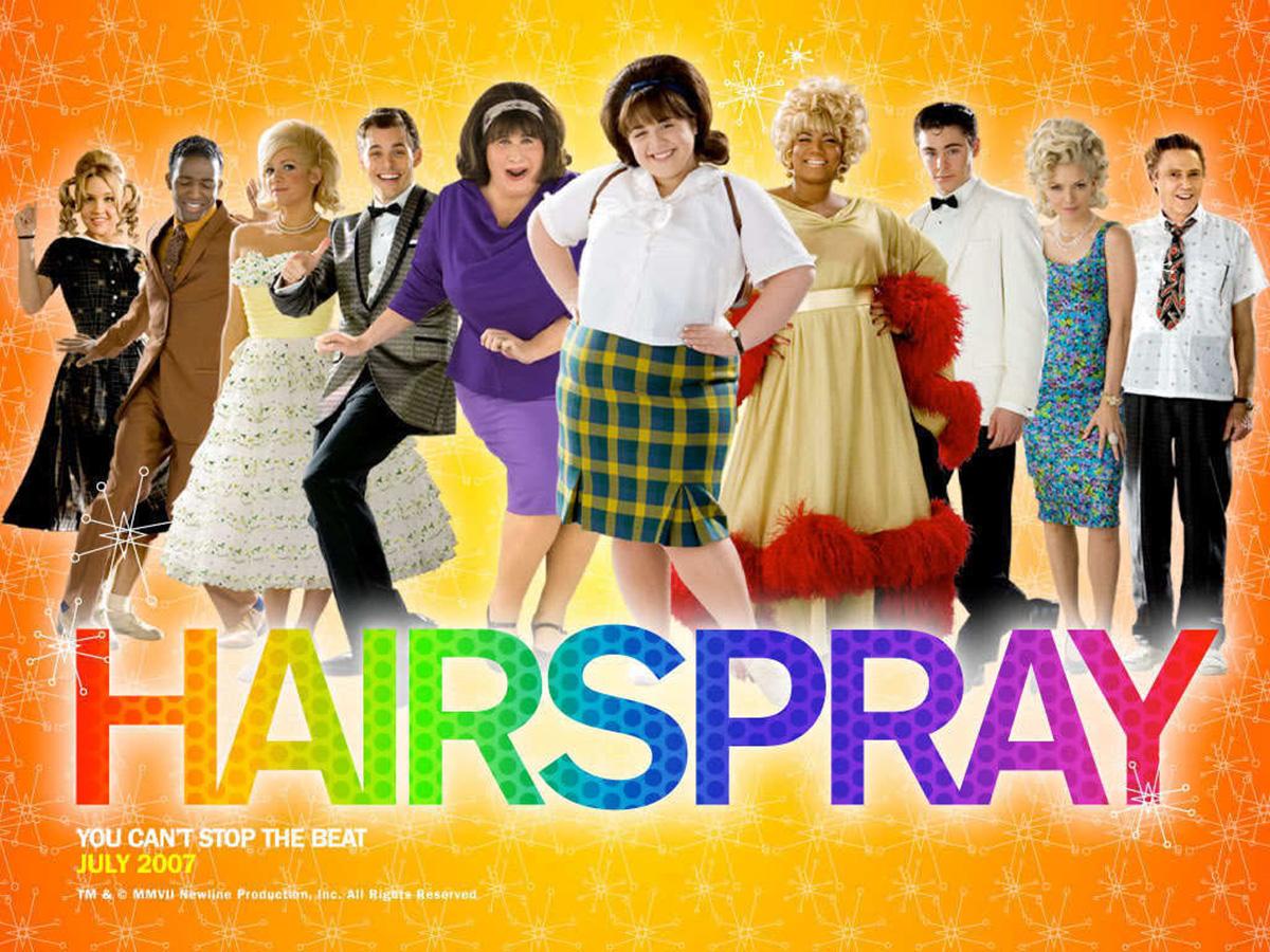 Cartel de Hairspray - Poster 2 - SensaCine.com