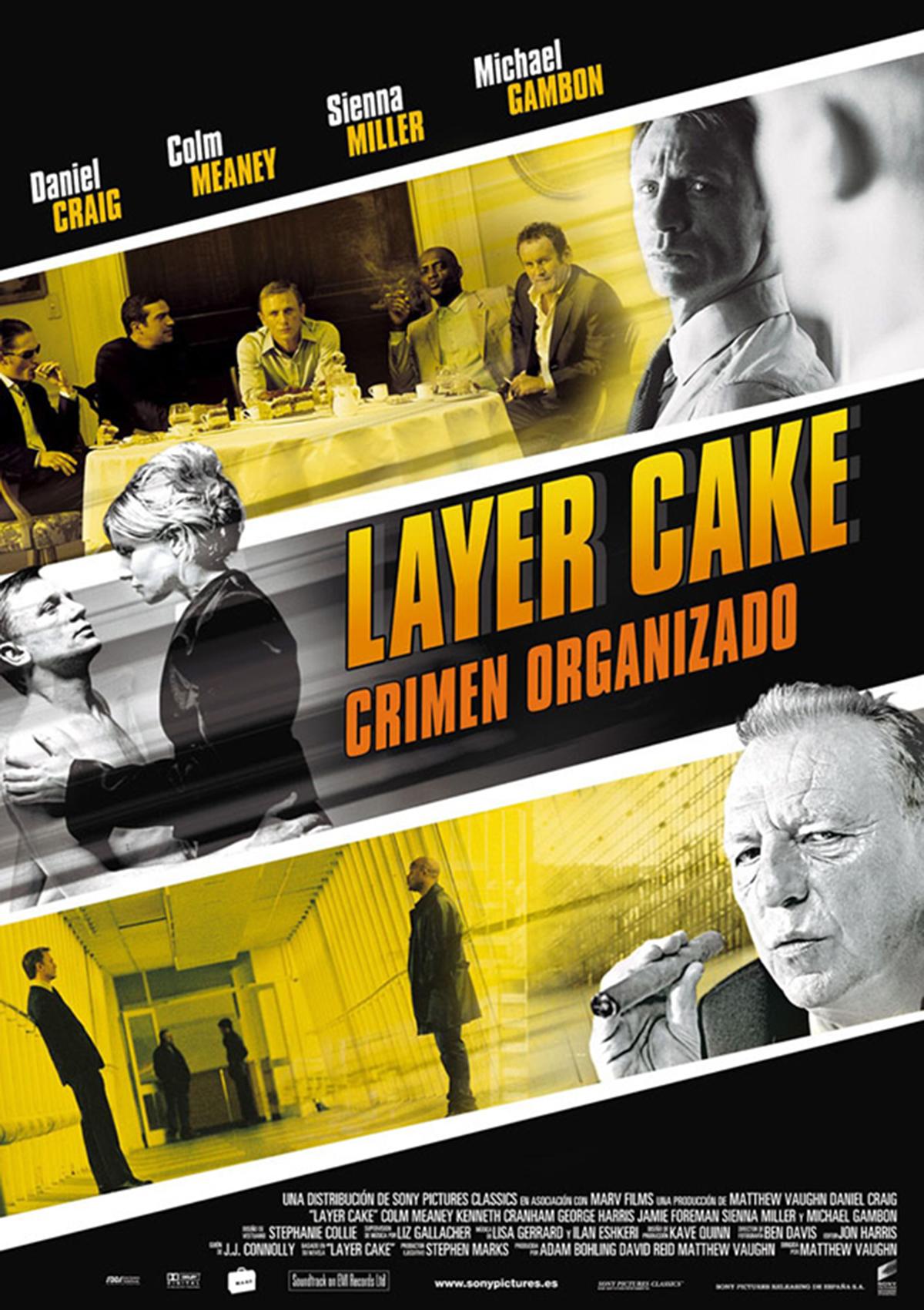 Reparto Layer Cake