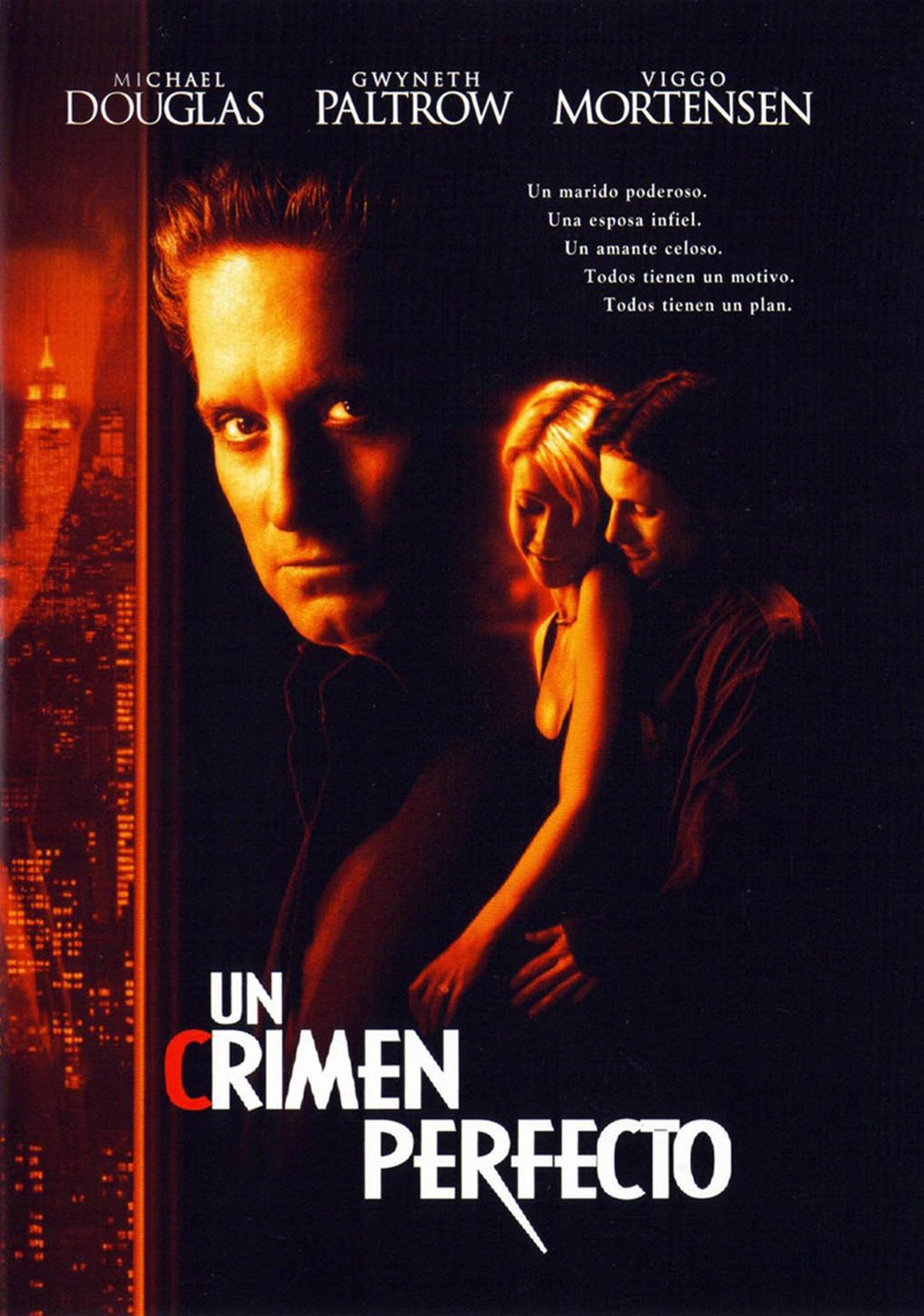 Un crimen perfecto pel cula 1998 - Un hombre casado vuelve a buscar a su amante ...