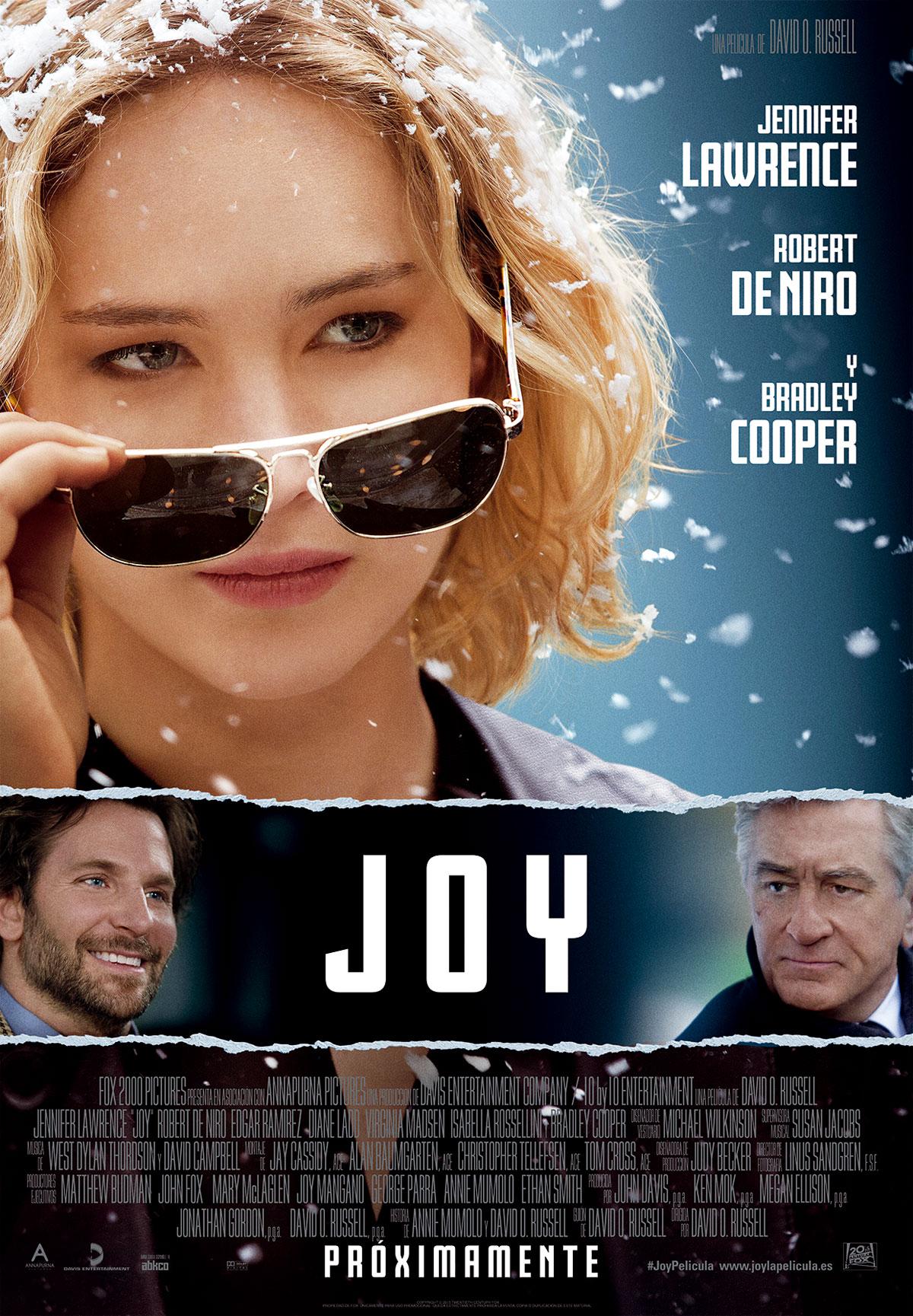Joy: Críticas de prensa - SensaCine.com