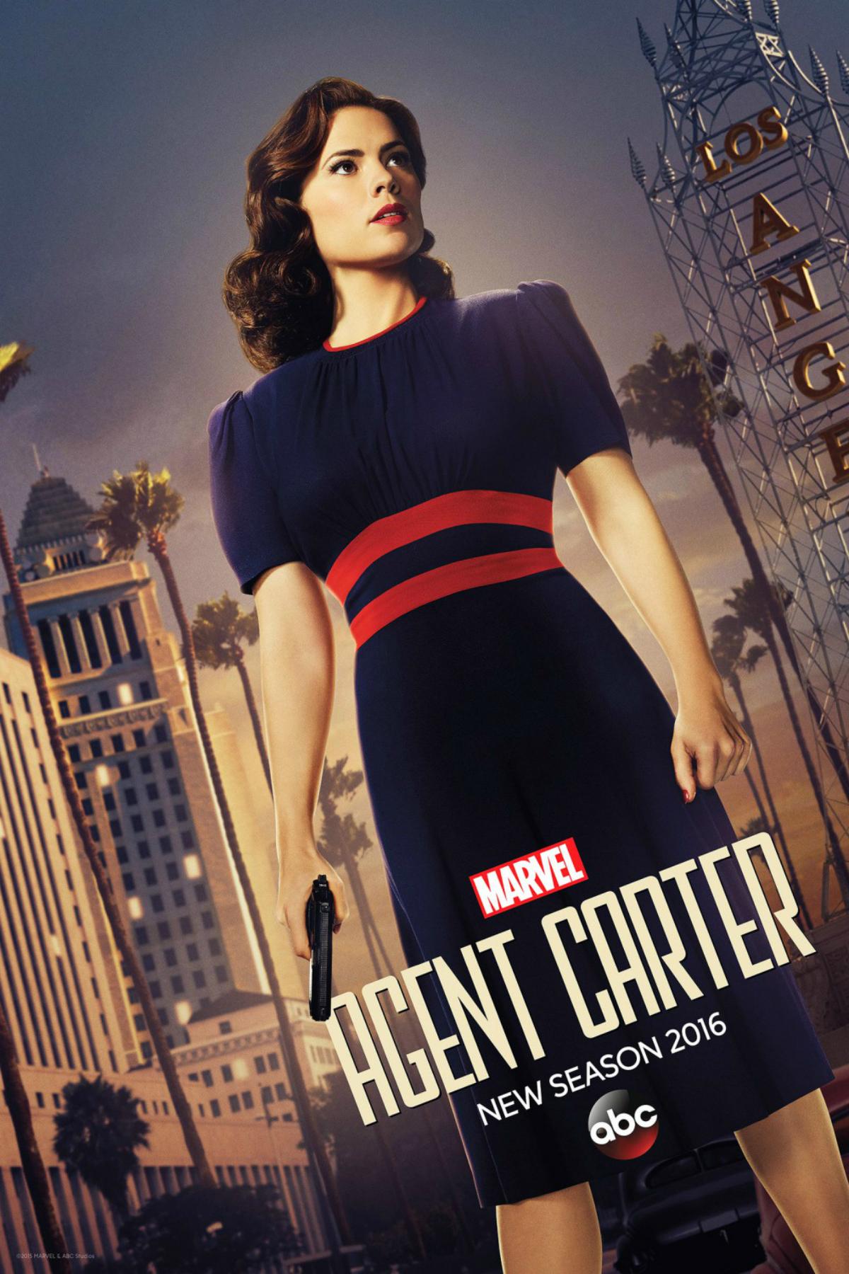 Carter Serie
