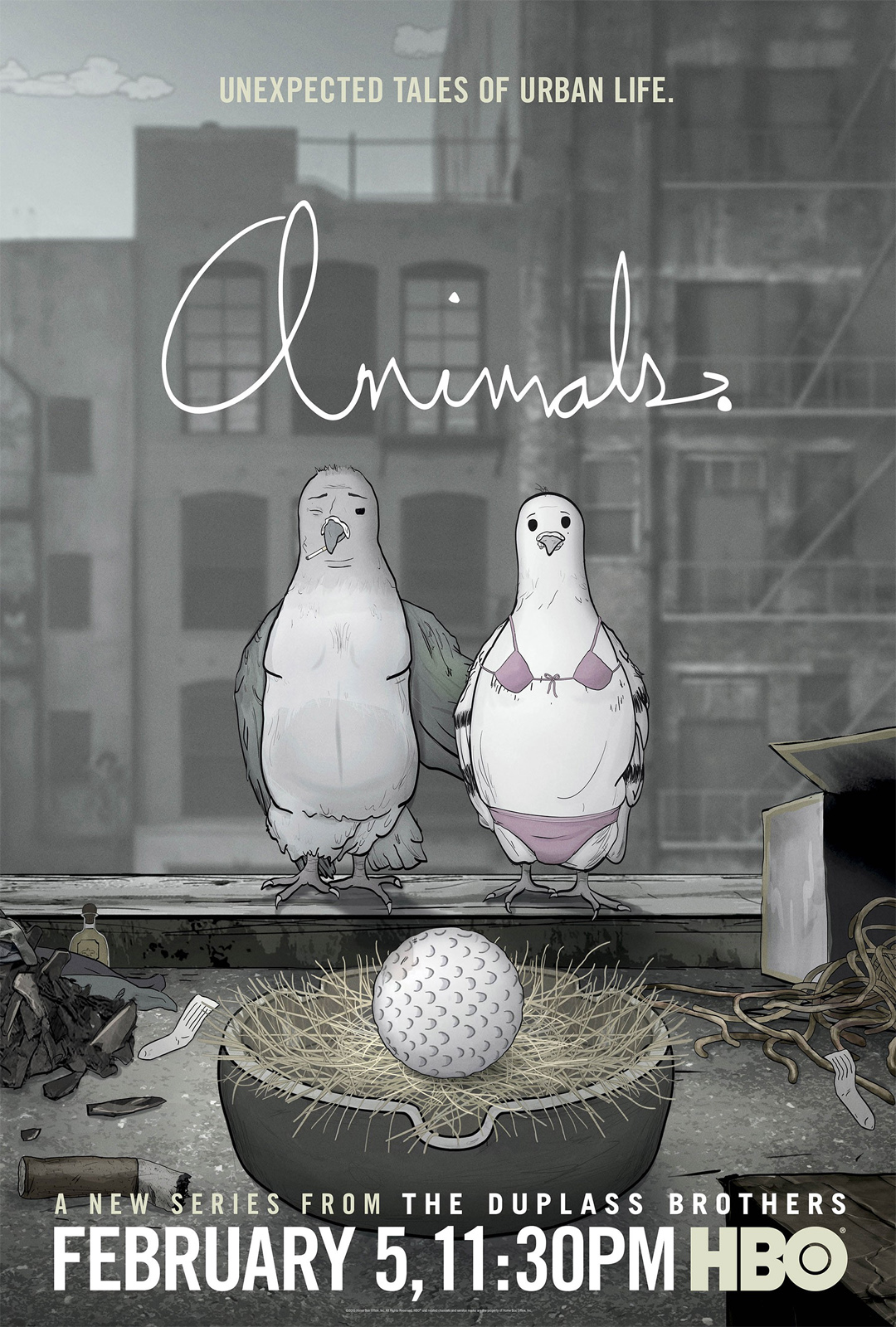 Animals 3x07 Espa&ntildeol Disponible
