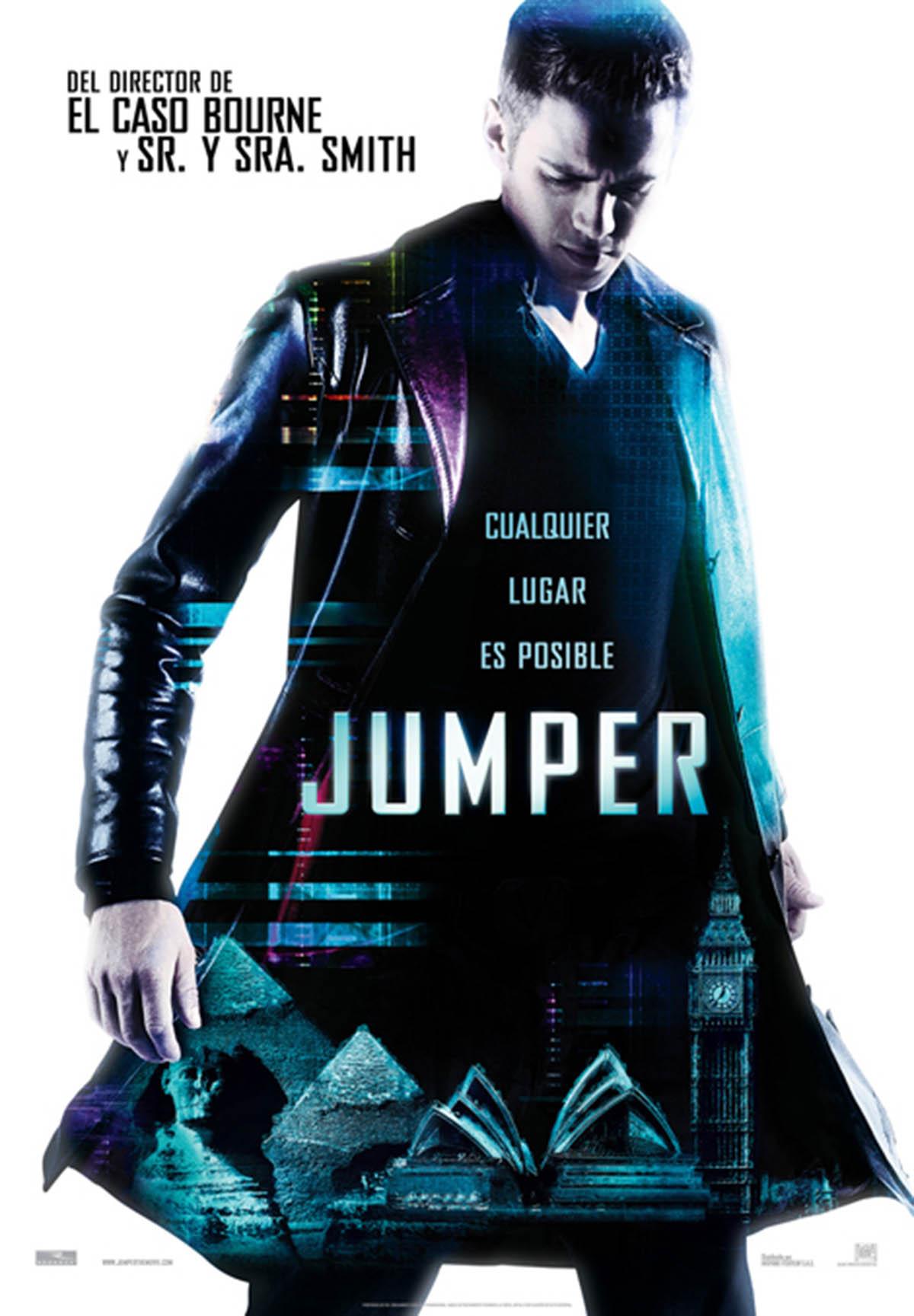 Resultado de imagen de cartel de jumper