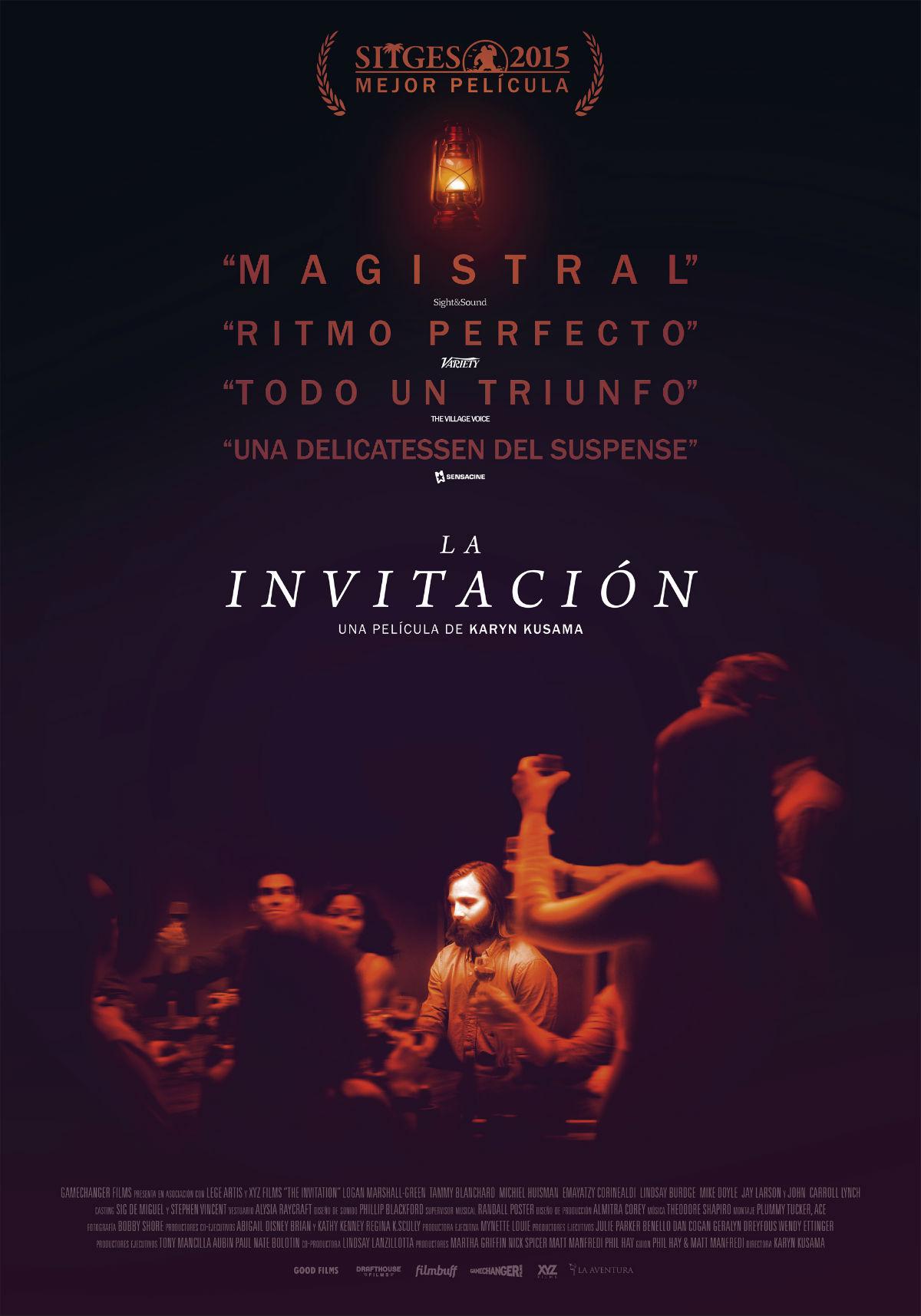 La invitación - Película 2015 - SensaCine.com