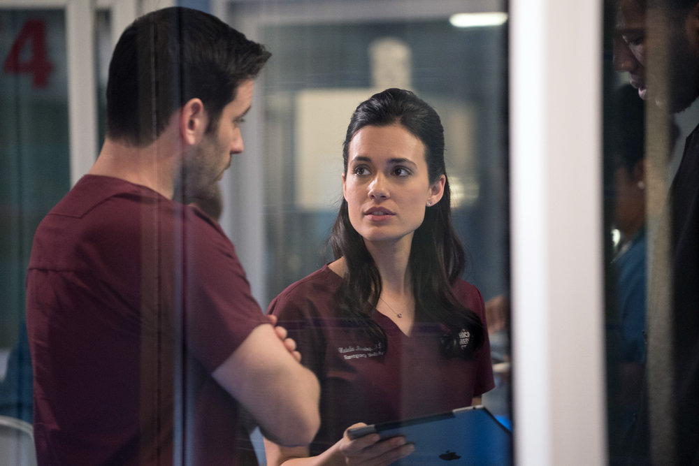 Chicago Med: Foto Torrey DeVitto