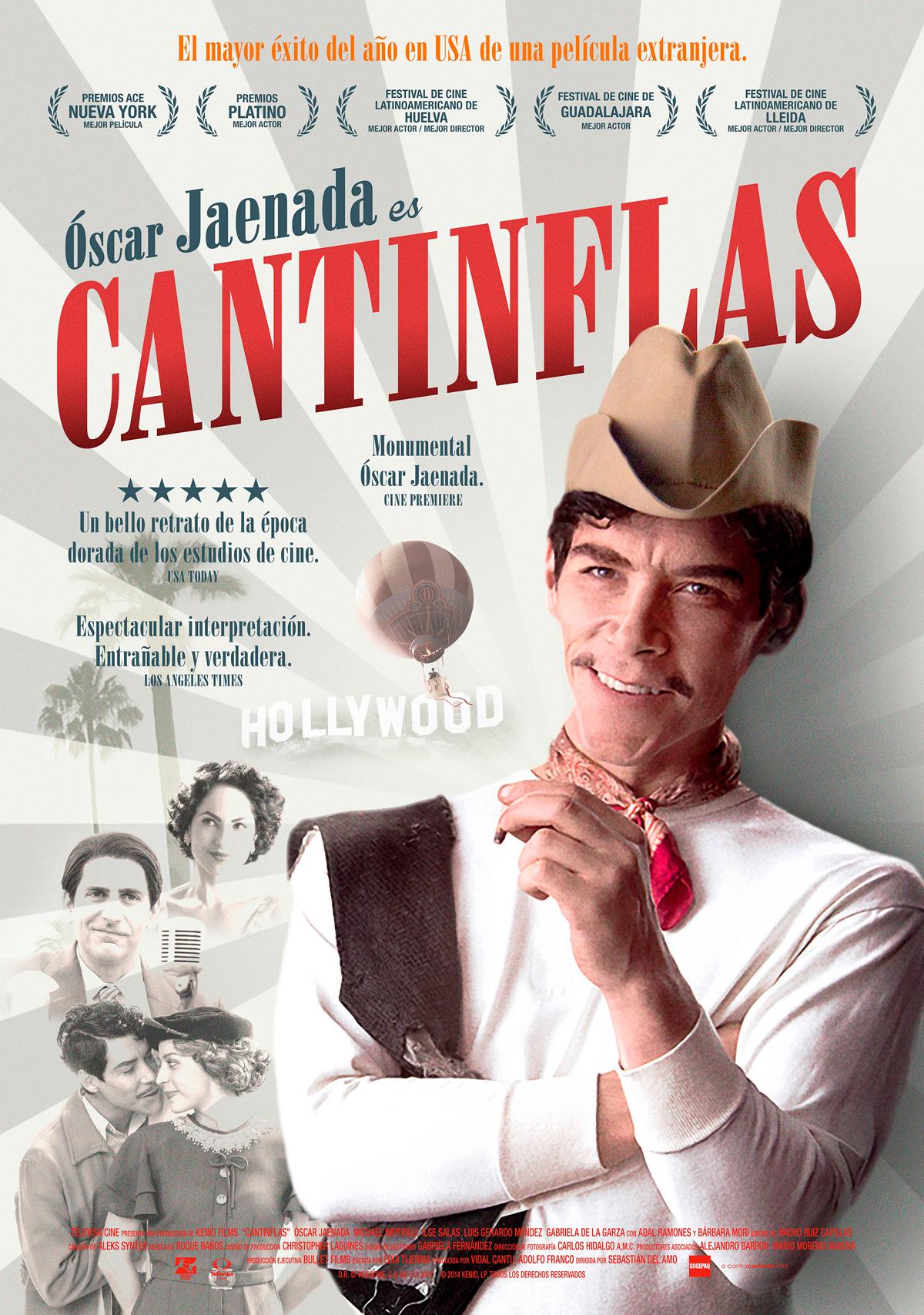 Descargar Cantinflas Latino por MEGA.