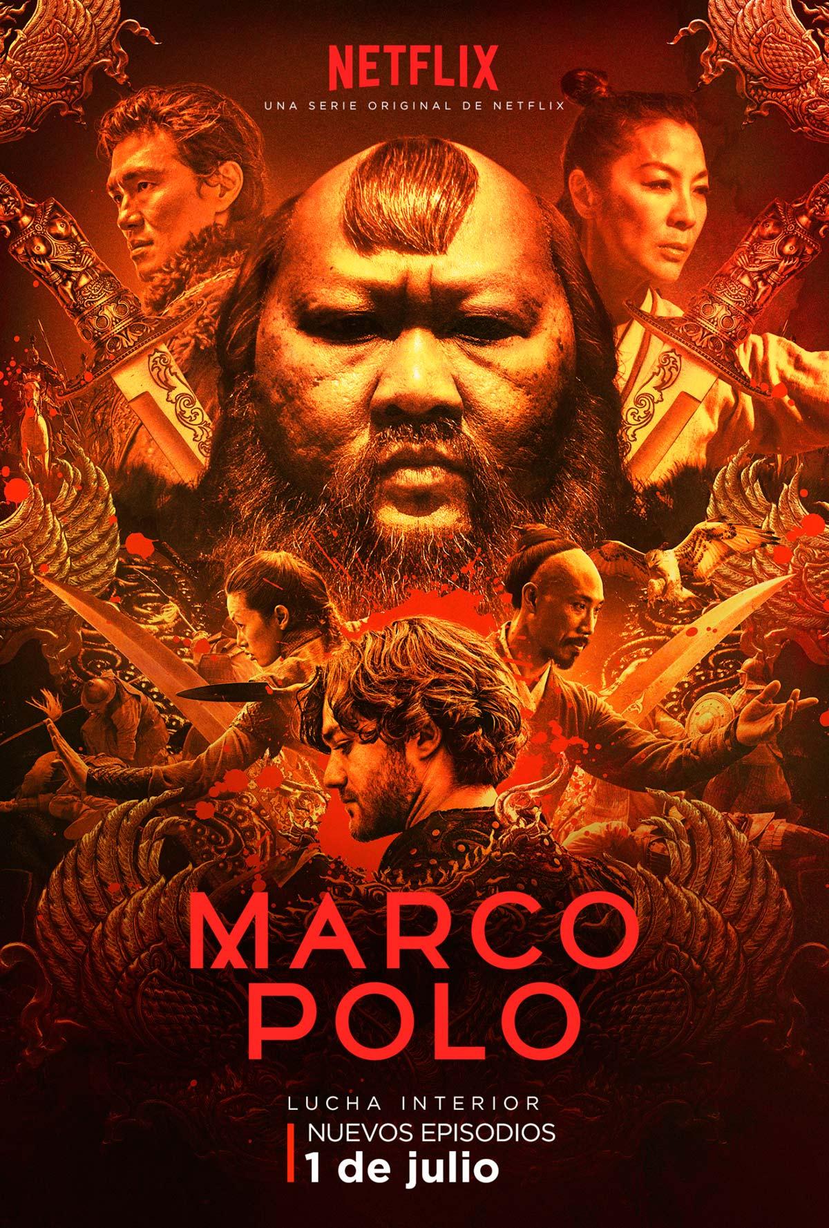 Marco Polo Serie