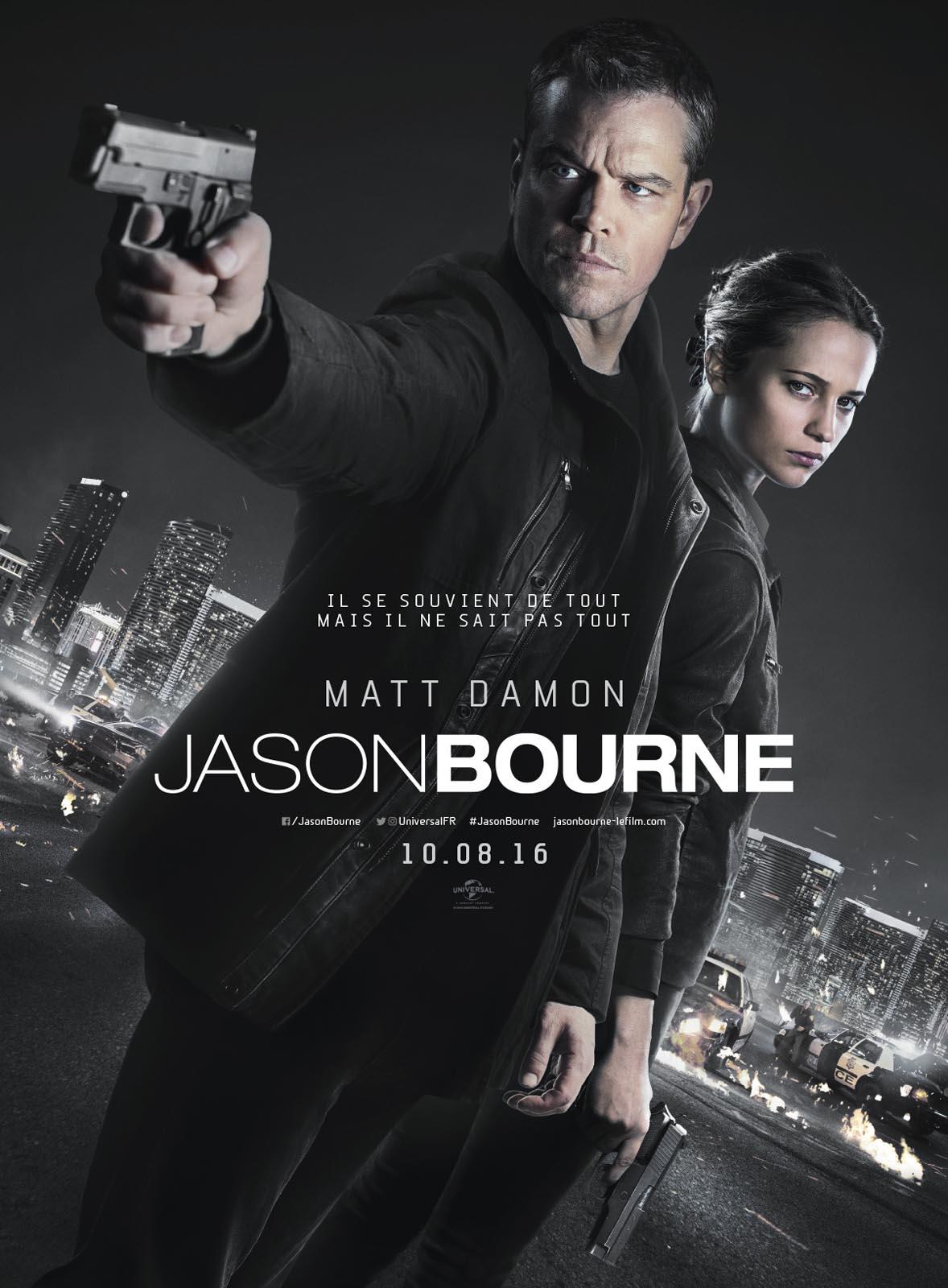 Jason Bourne [DVDRip] [Latino] [1 Link] [MEGA]