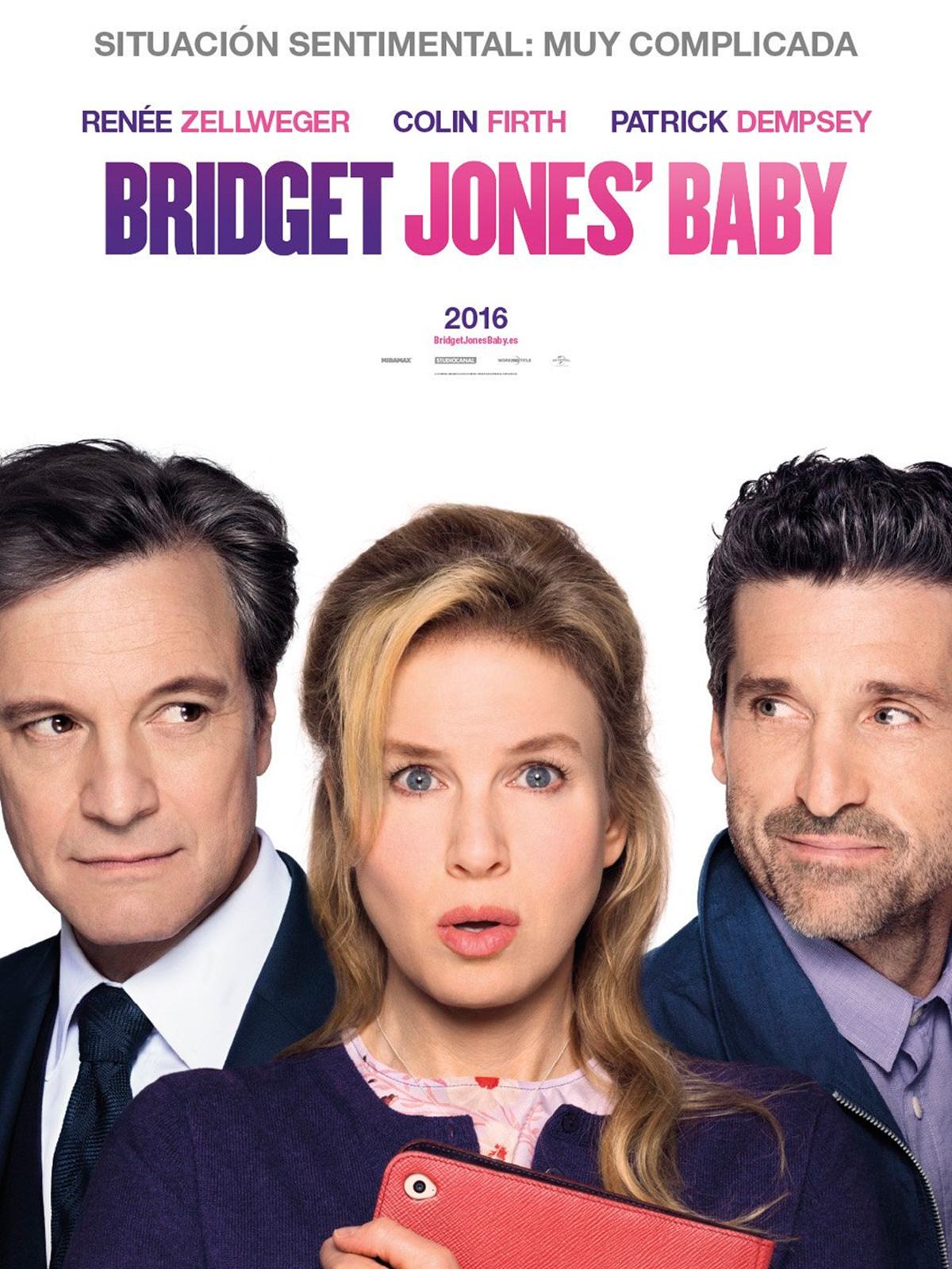 póster de Bridget Jones' baby