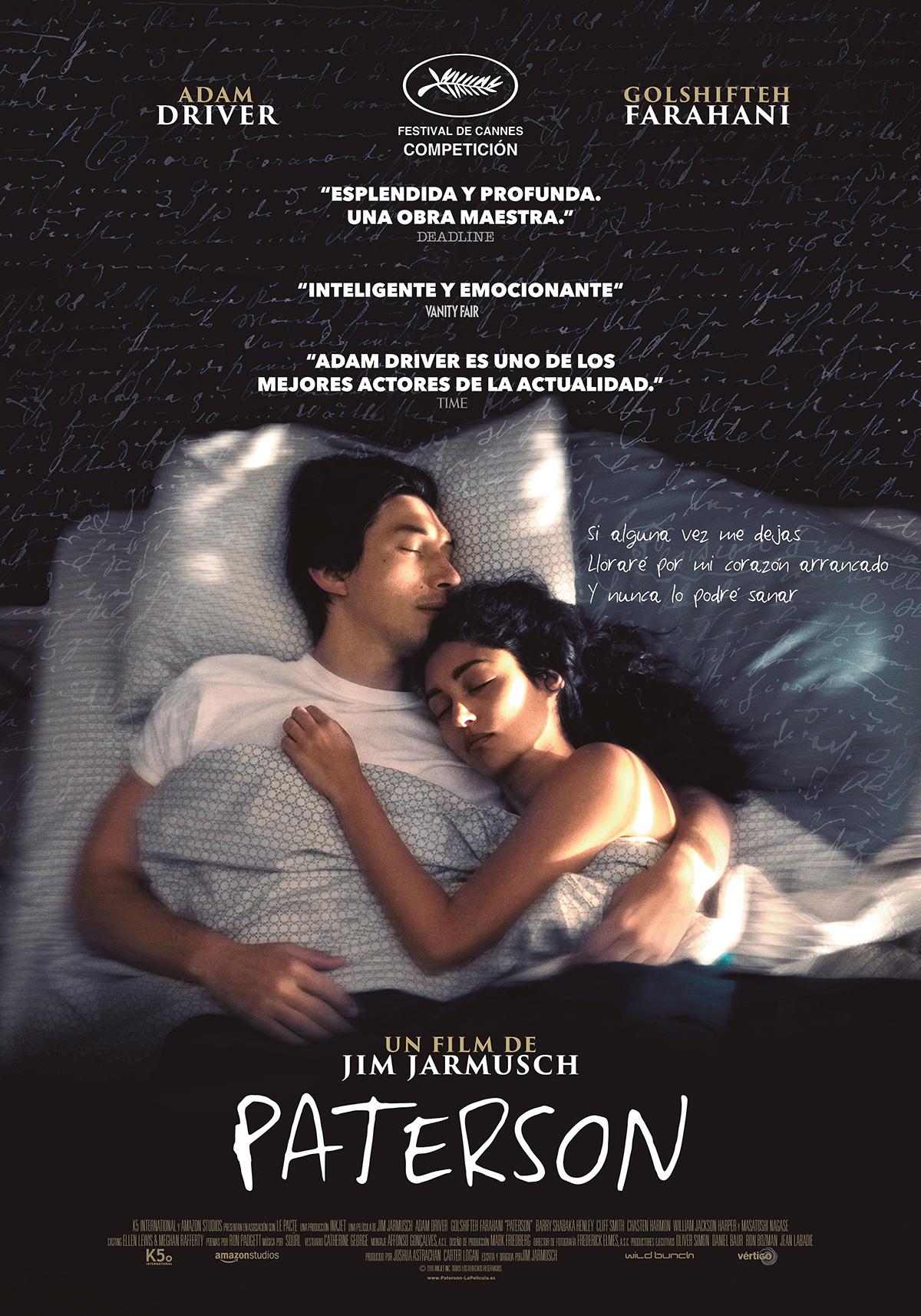 Paterson - Película 2016 - SensaCine.com