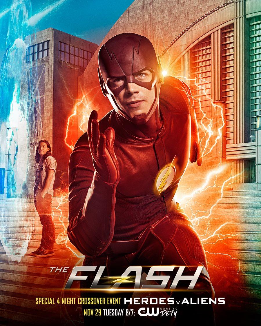 The Flash (2014) Temporada 3 - SensaCine com