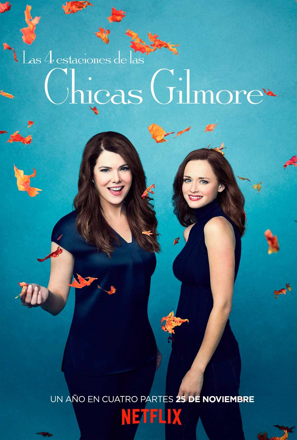 Gilmore Girls: un año en la vida
