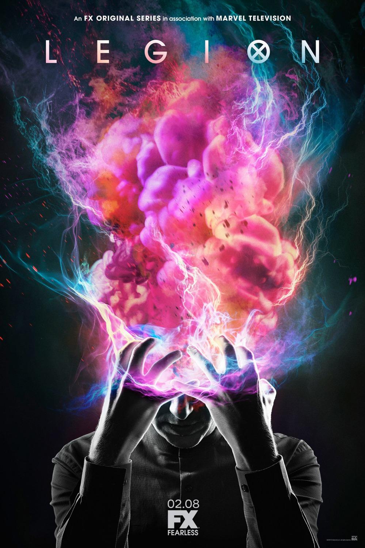 La semana del 6 al 12 de Marzo no habrá episodio de Legion FX.