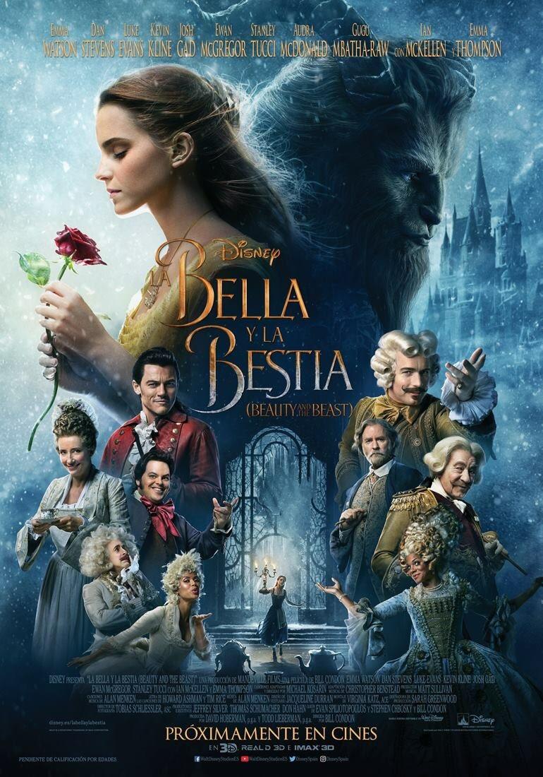Resultado de imagen para La Bella Y La Bestia (2017)
