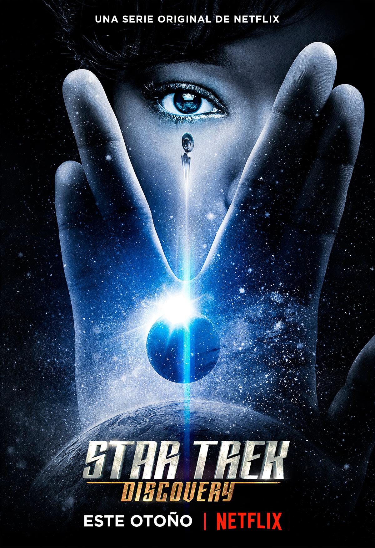 Star Trek: Discovery - Serie 2017 - SensaCine.com