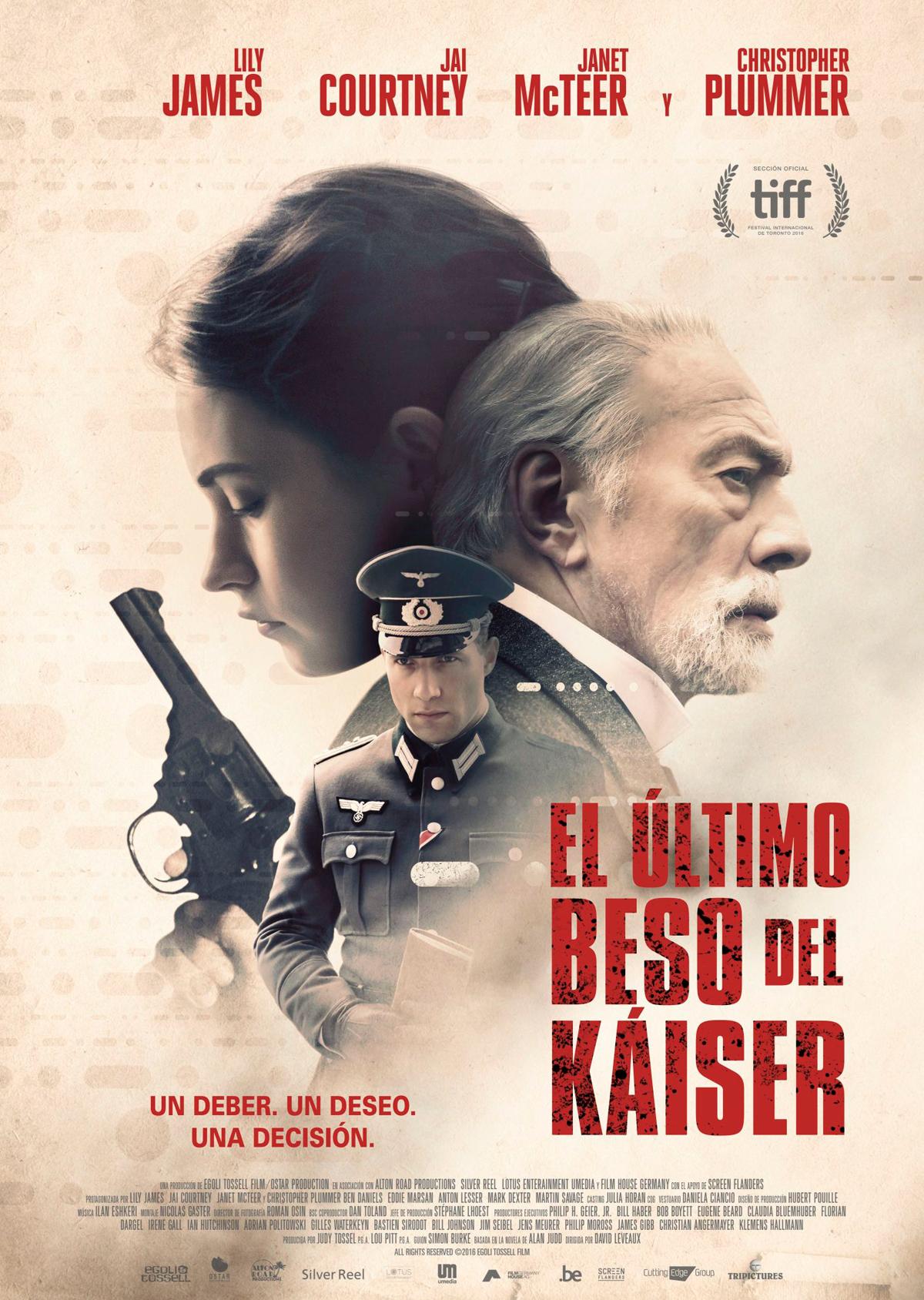 El último beso del Kaiser - Película 2017 - SensaCine.com