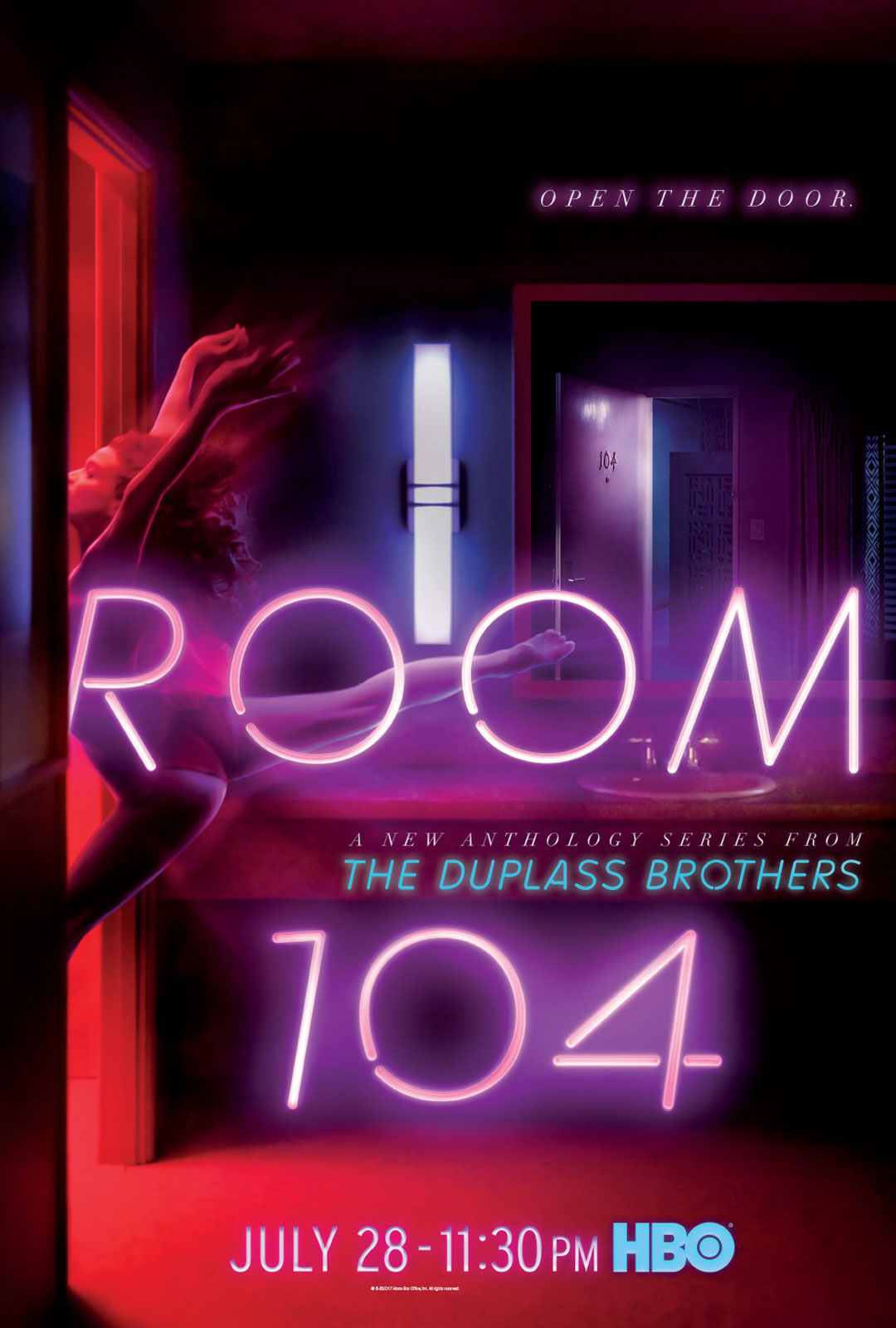 Room 104 2x08 y 2x09 Espa&ntildeol Disponible