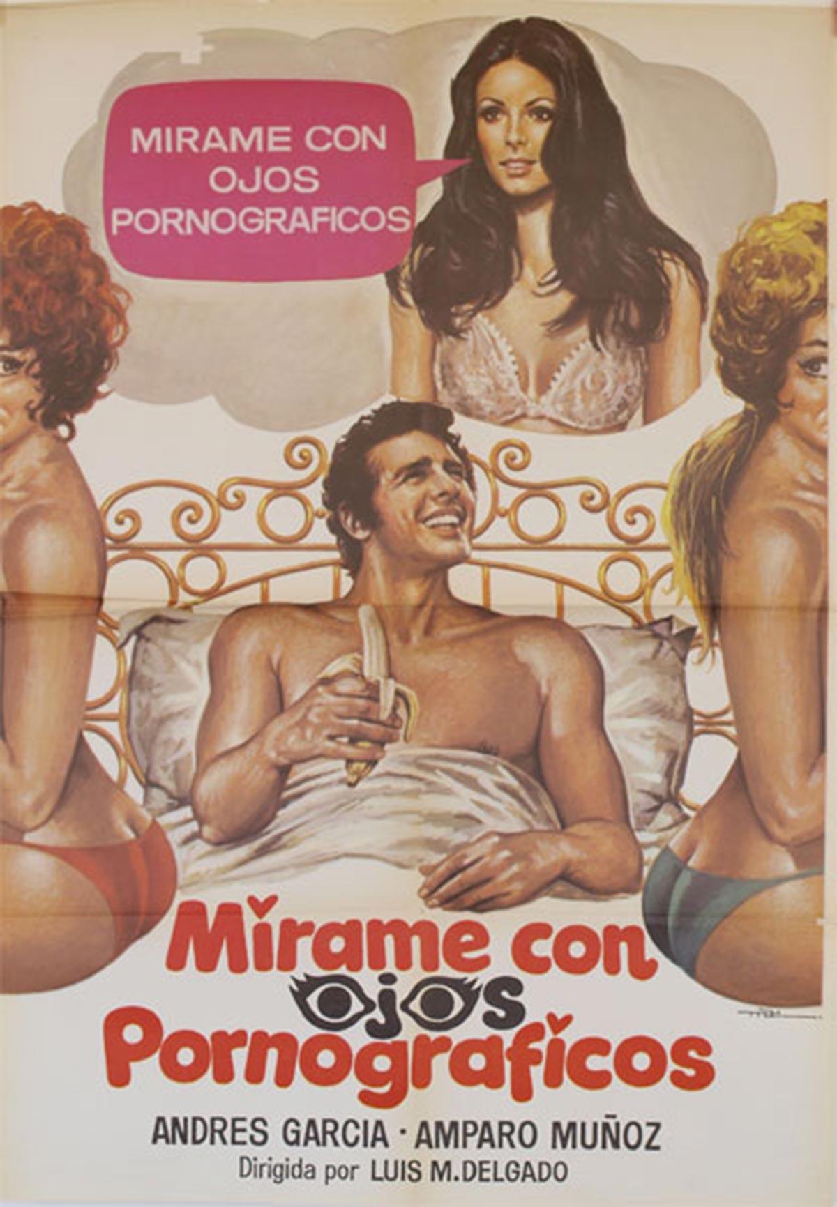 Mírame Con Ojos Pornográficos Película 1980 Sensacinecom