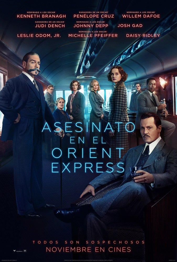 Reparto Asesinato En El Orient Express Equipo Técnico Producción