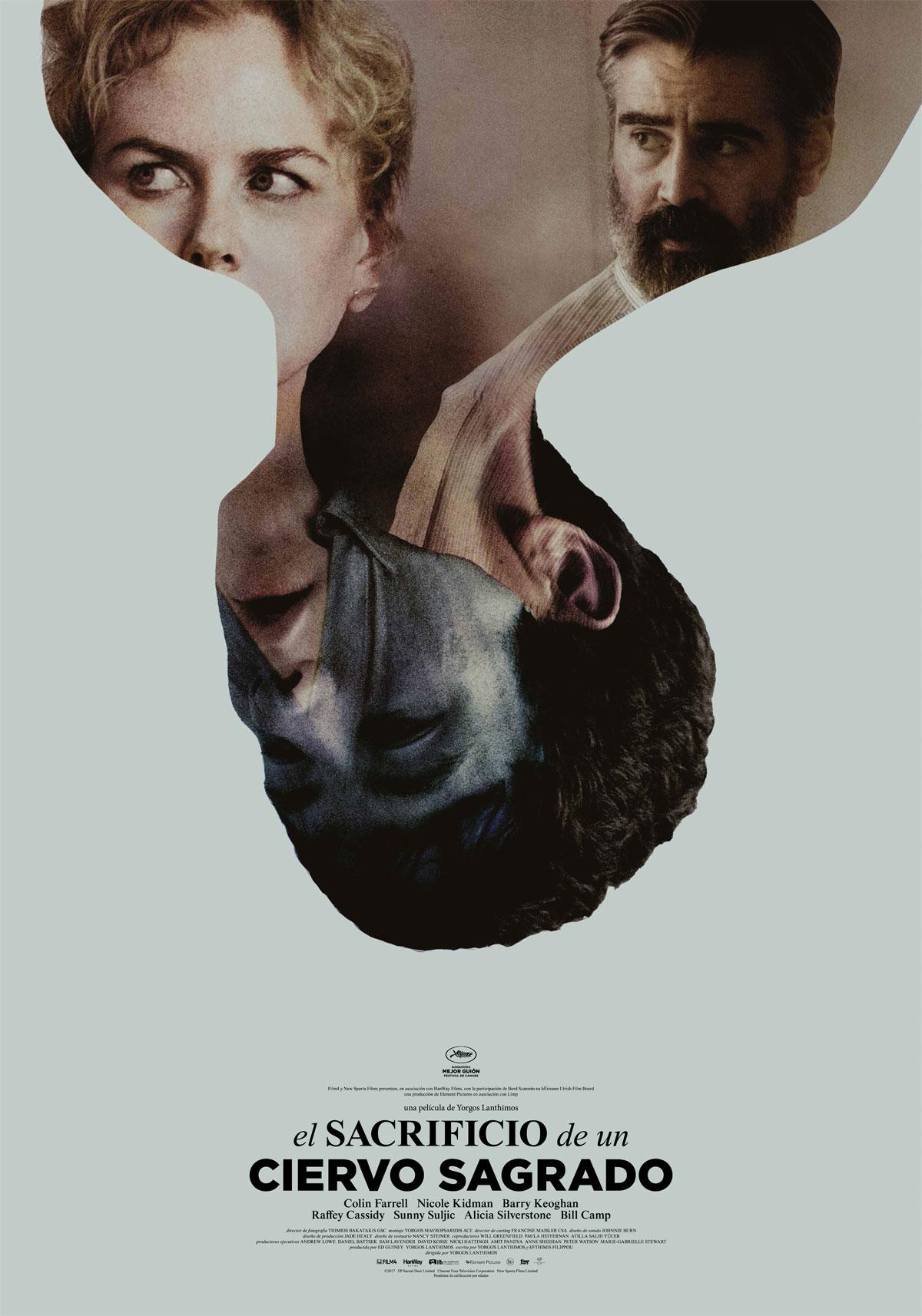 El Sacrificio De Un Ciervo Sagrado Película 2017 Sensacine Com