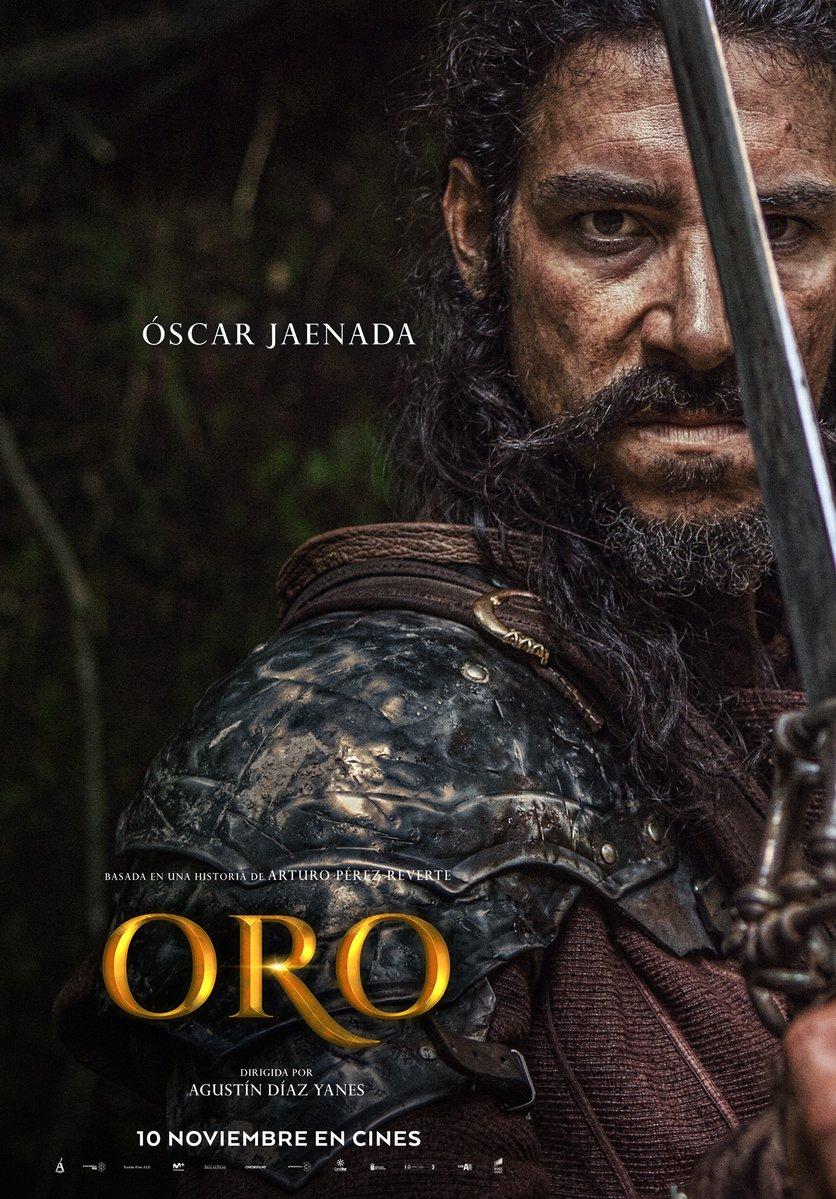 Cartel De Oro Poster 3 Sensacine Com